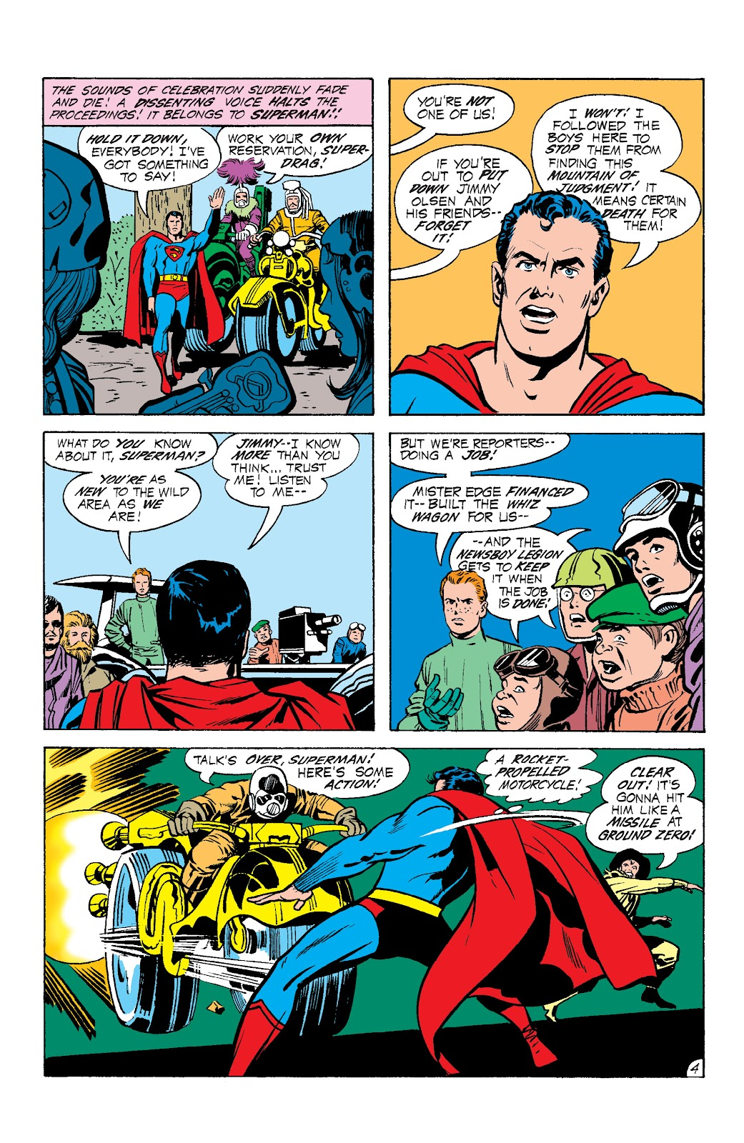 Read online Superman's Pal, Jimmy Olsen by Jack Kirby comic -  Issue # TPB (Part 1) - 36
