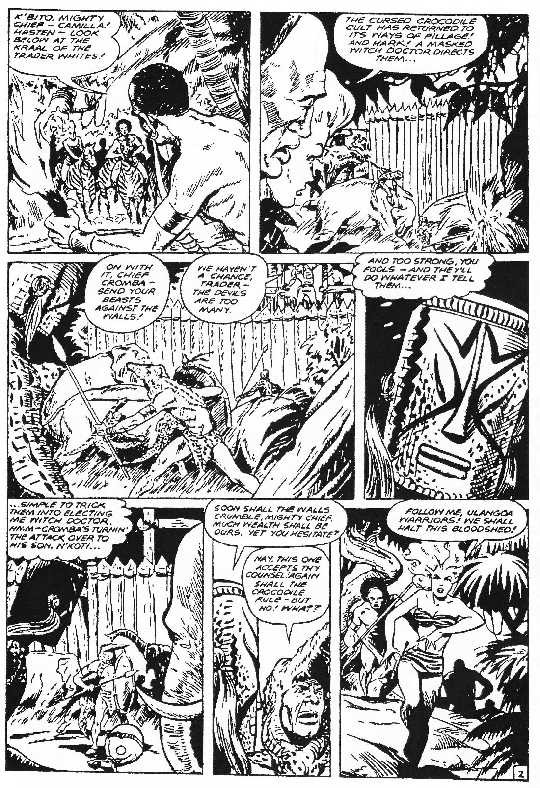 Read online Men of Mystery Comics comic -  Issue #72 - 52