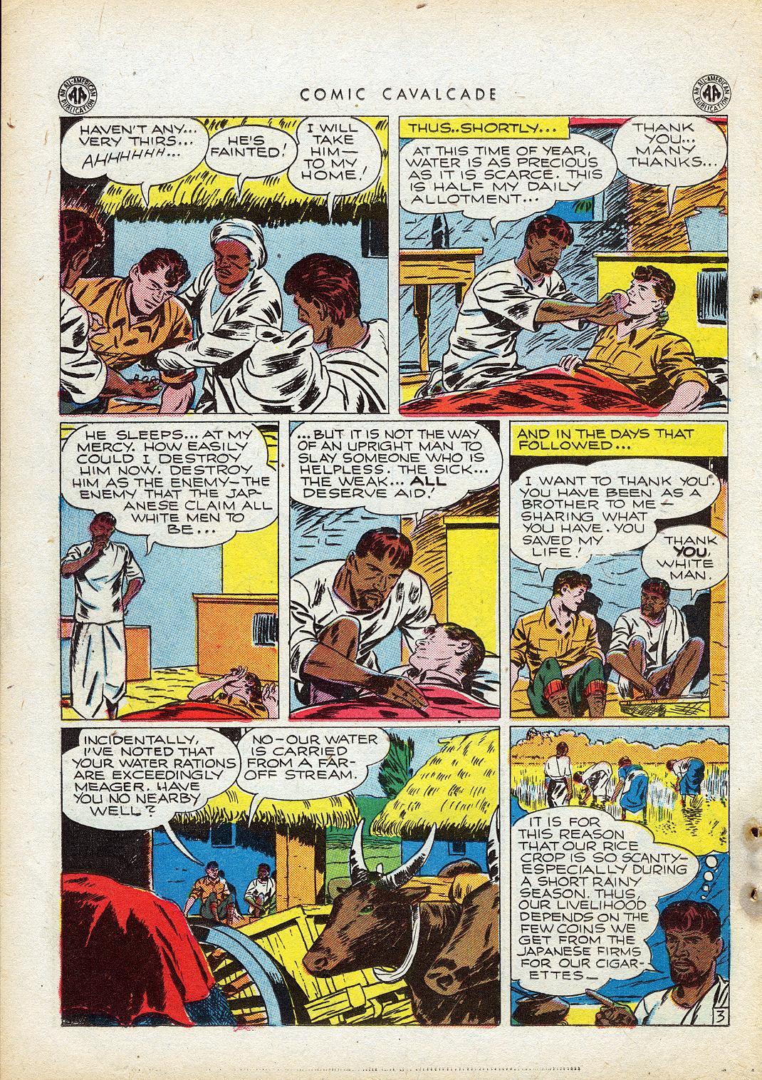 Comic Cavalcade issue 10 - Page 63