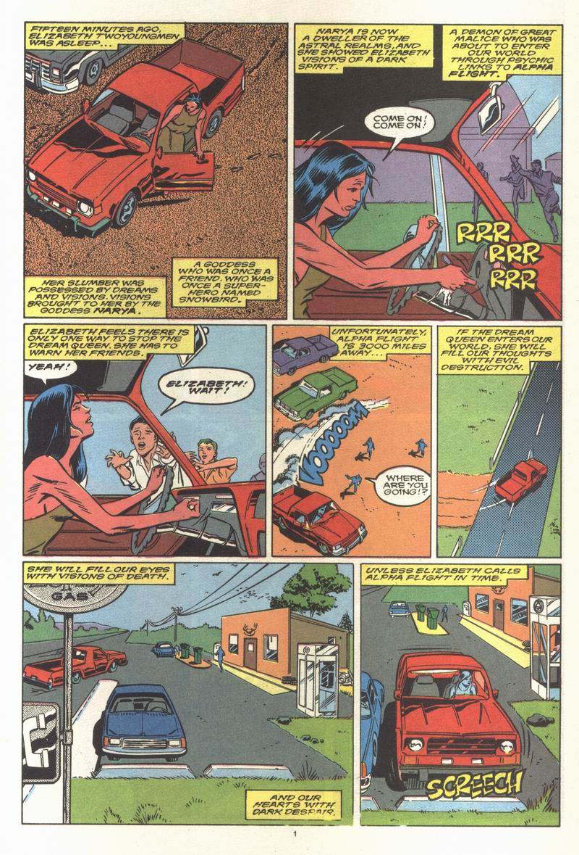 Read online Alpha Flight (1983) comic -  Issue #68 - 3
