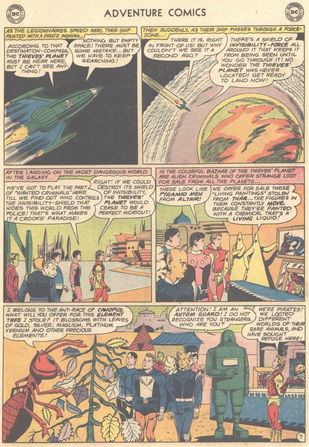 Read online Adventure Comics (1938) comic -  Issue #308 - 24