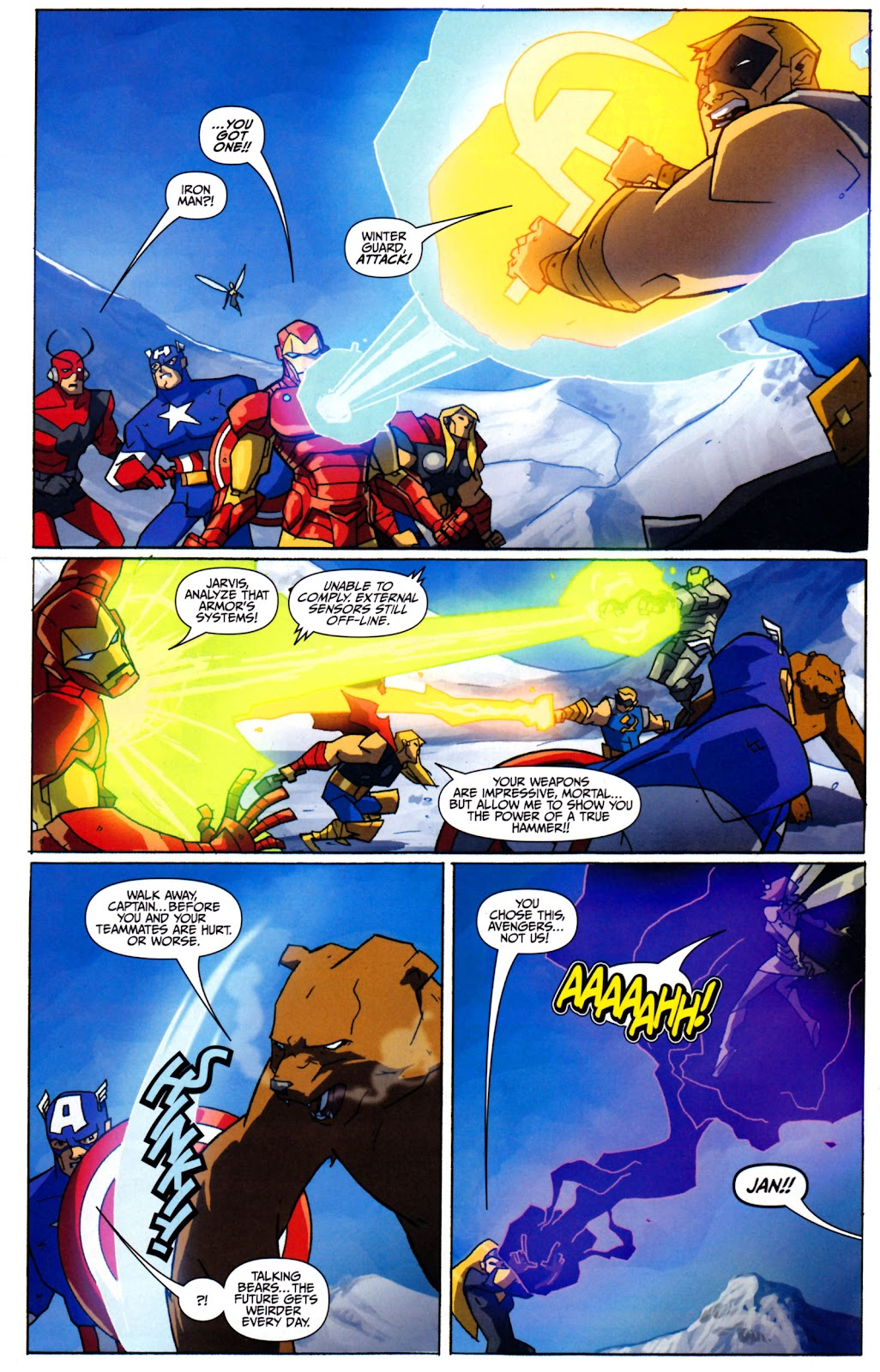 Avengers: Earth's Mightiest Heroes (2011) Issue #2 #2 - English 8