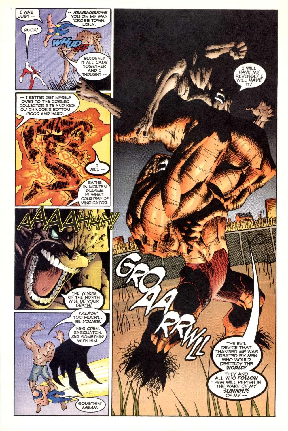 Read online Alpha Flight (1997) comic -  Issue #3 - 21
