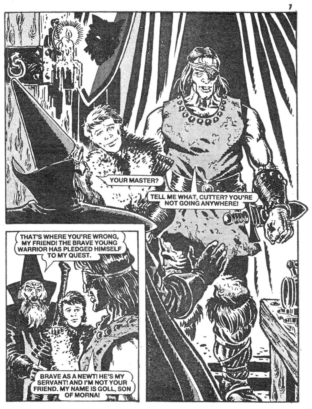 Starblazer issue 209 - Page 8