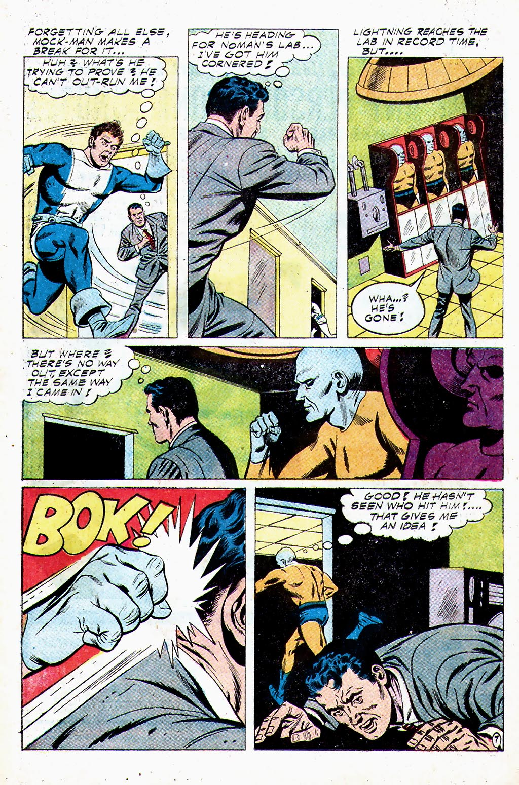 T.H.U.N.D.E.R. Agents (1965) issue 13 - Page 29