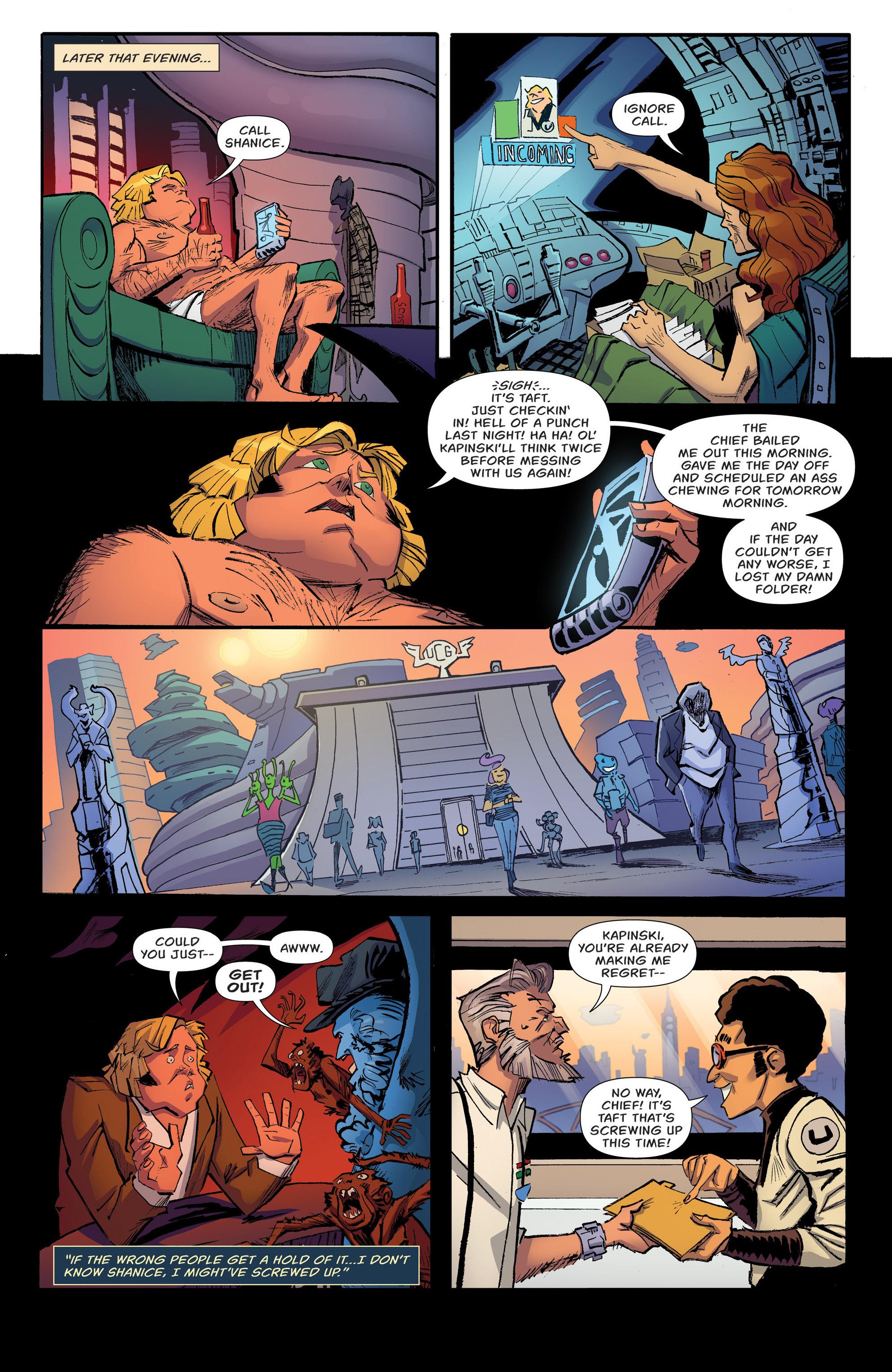 Read online Shutter comic -  Issue #25 - 24
