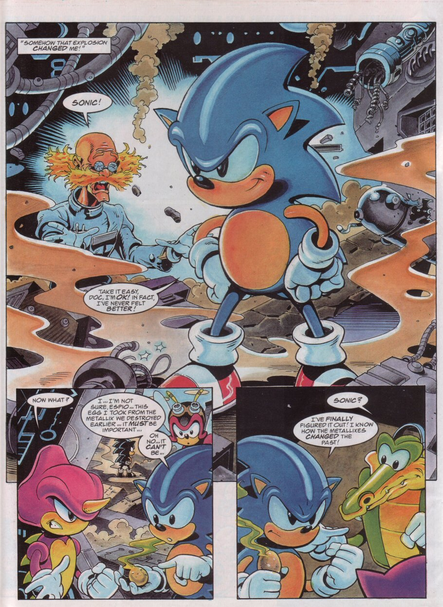 Read online Sonic the Comic comic -  Issue #71 - 4