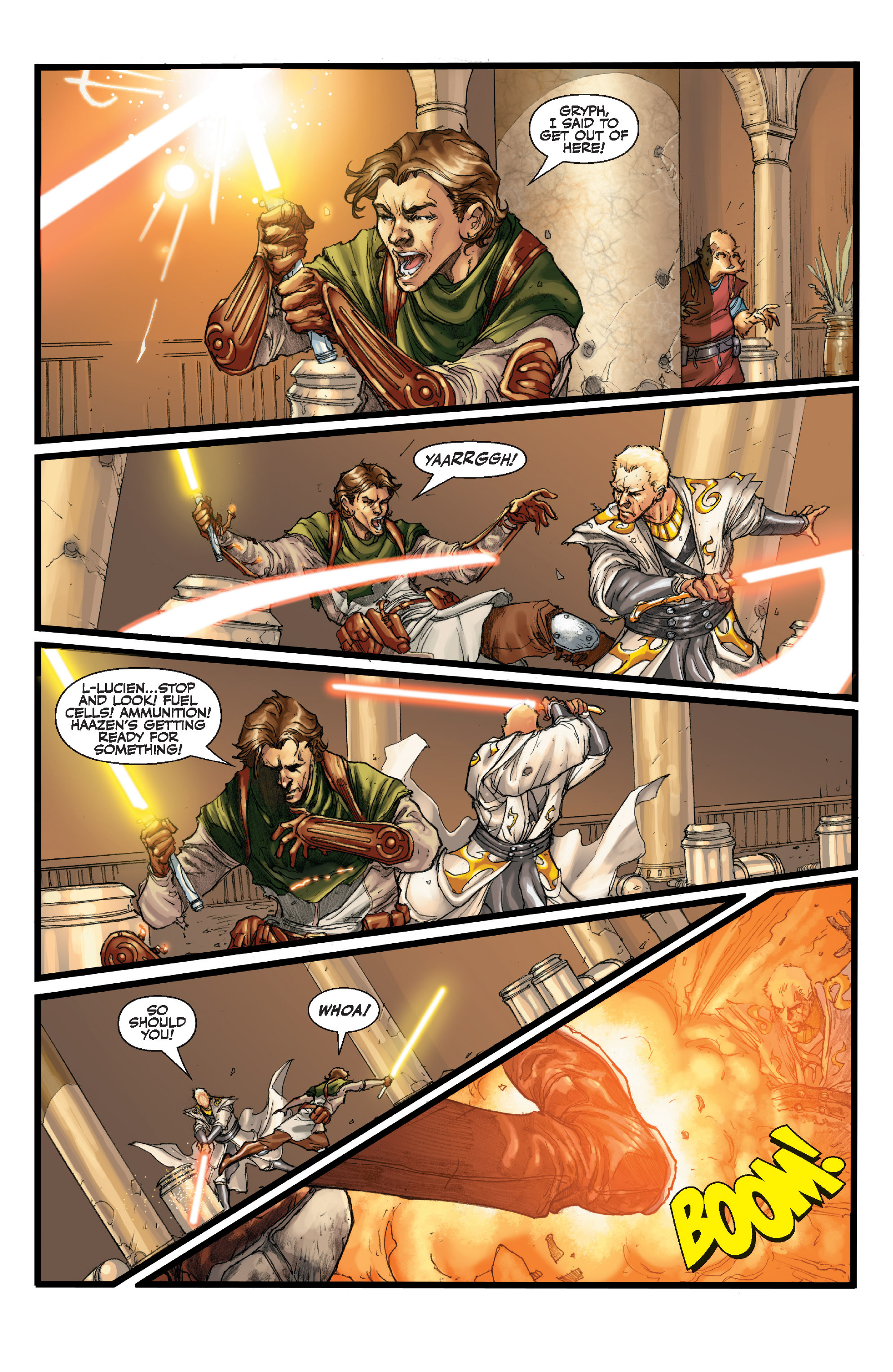 Read online Star Wars Omnibus comic -  Issue # Vol. 32 - 375