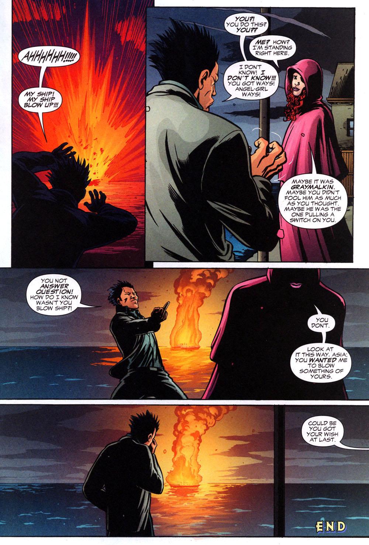 Read online Fallen Angel (2003) comic -  Issue #2 - 23