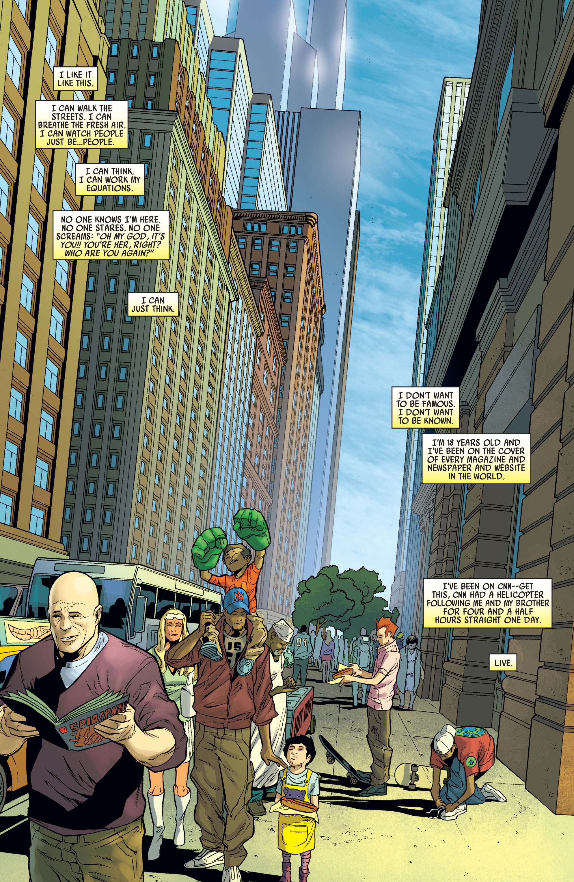 Read online Ultimate Comics Doomsday comic -  Issue # Full - 10