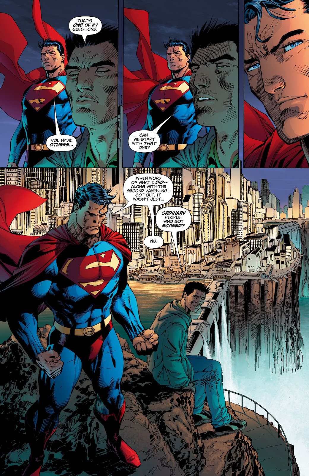 Read online Superman: For Tomorrow comic -  Issue # TPB (Part 2) - 18