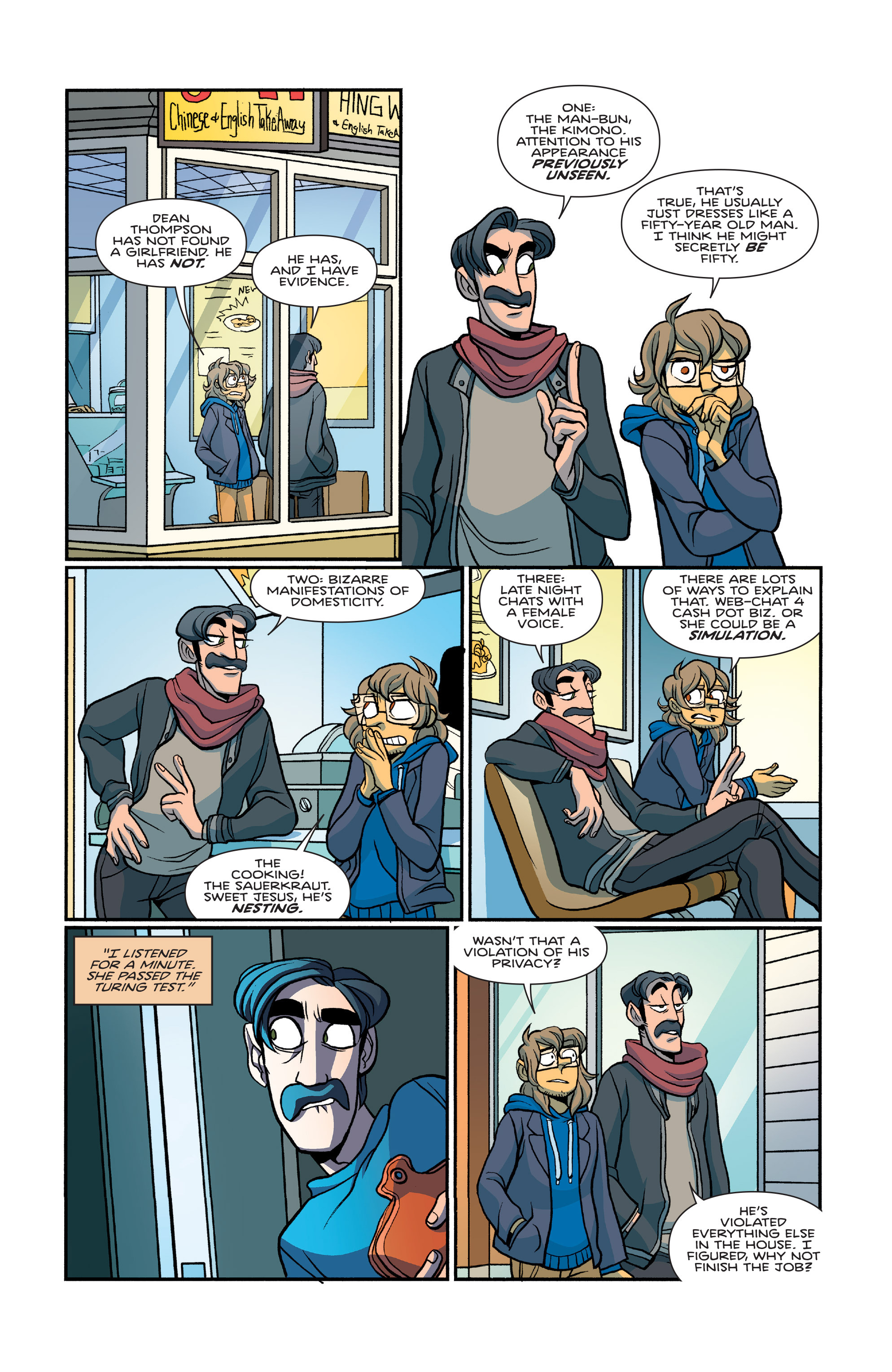 Read online Giant Days (2015) comic -  Issue #26 - 8