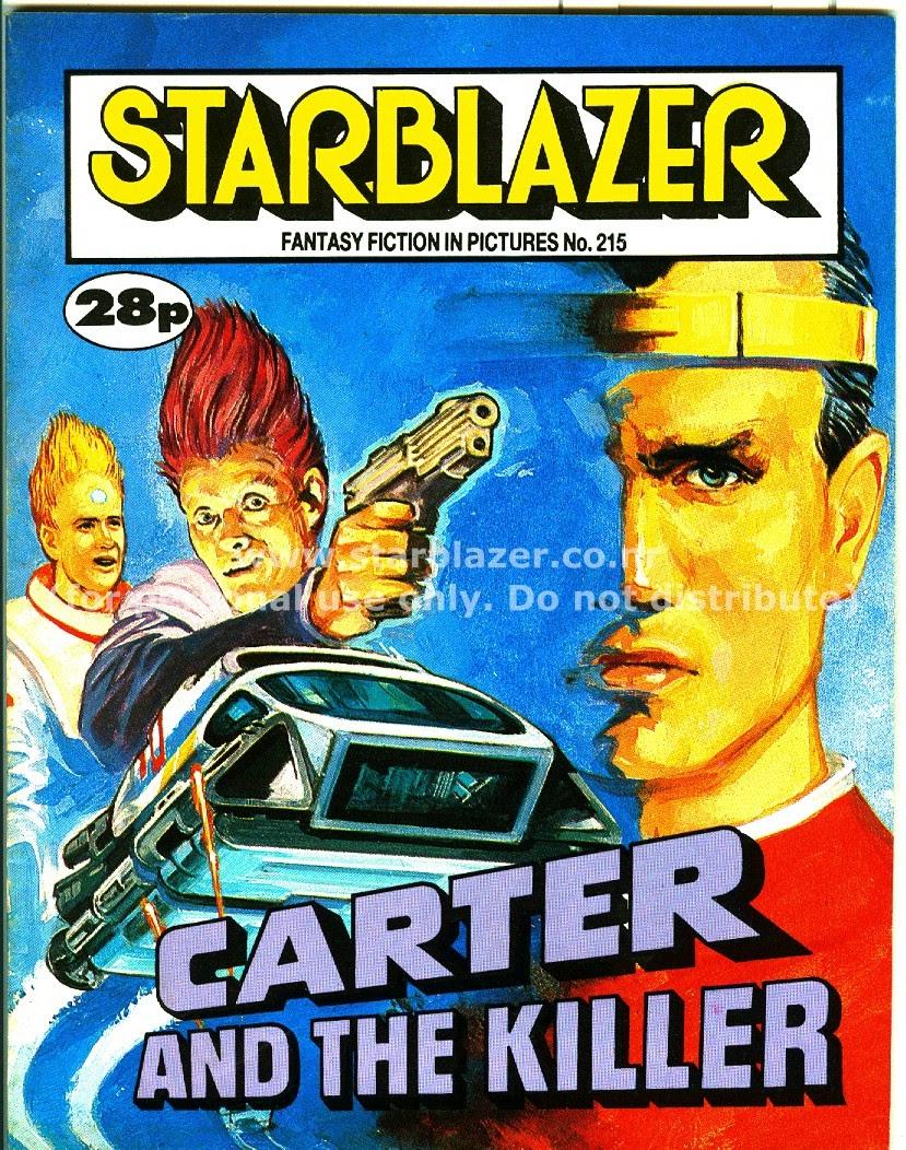 Starblazer issue 215 - Page 2