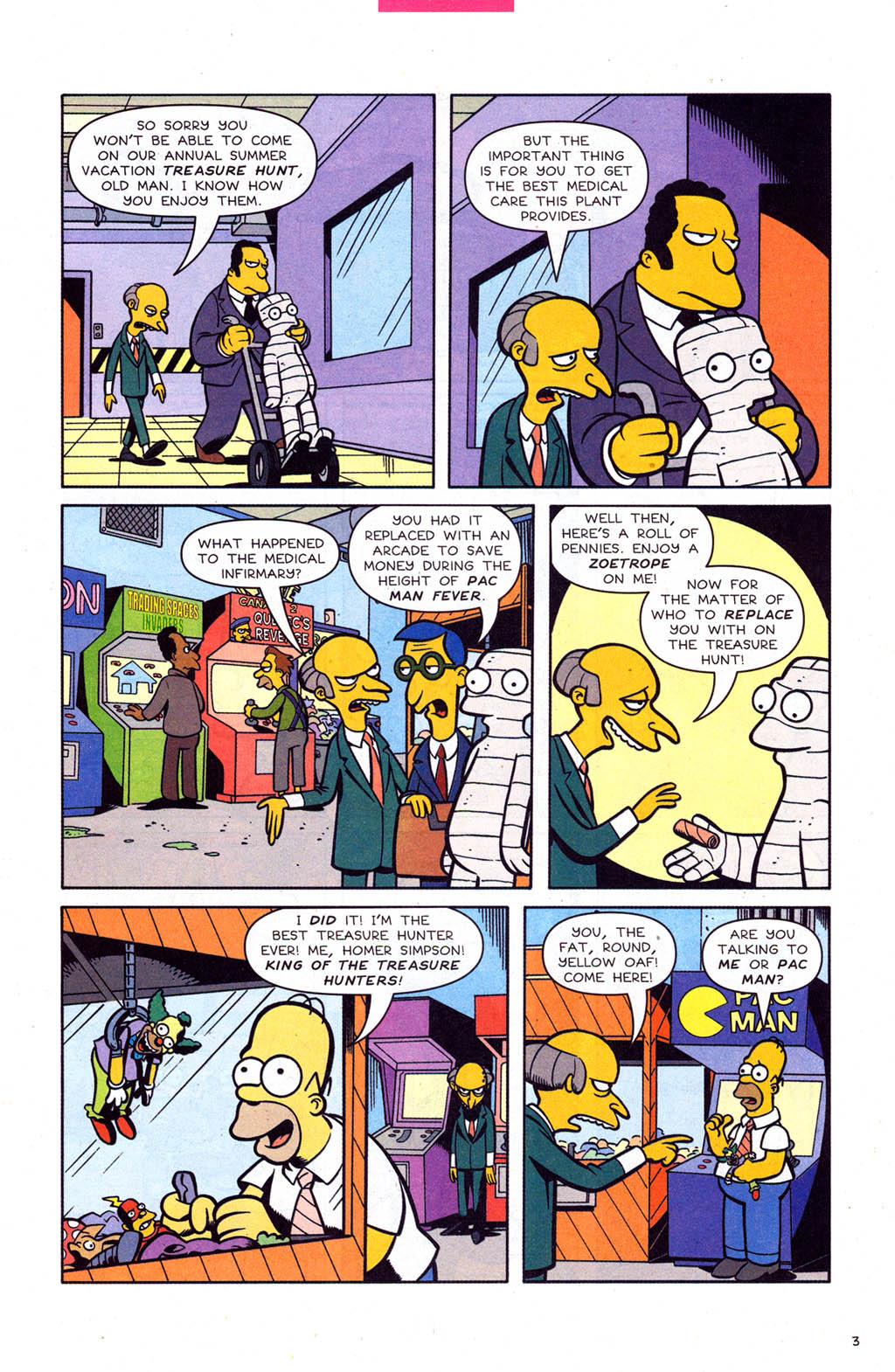Read online Simpsons Comics comic -  Issue #102 - 4