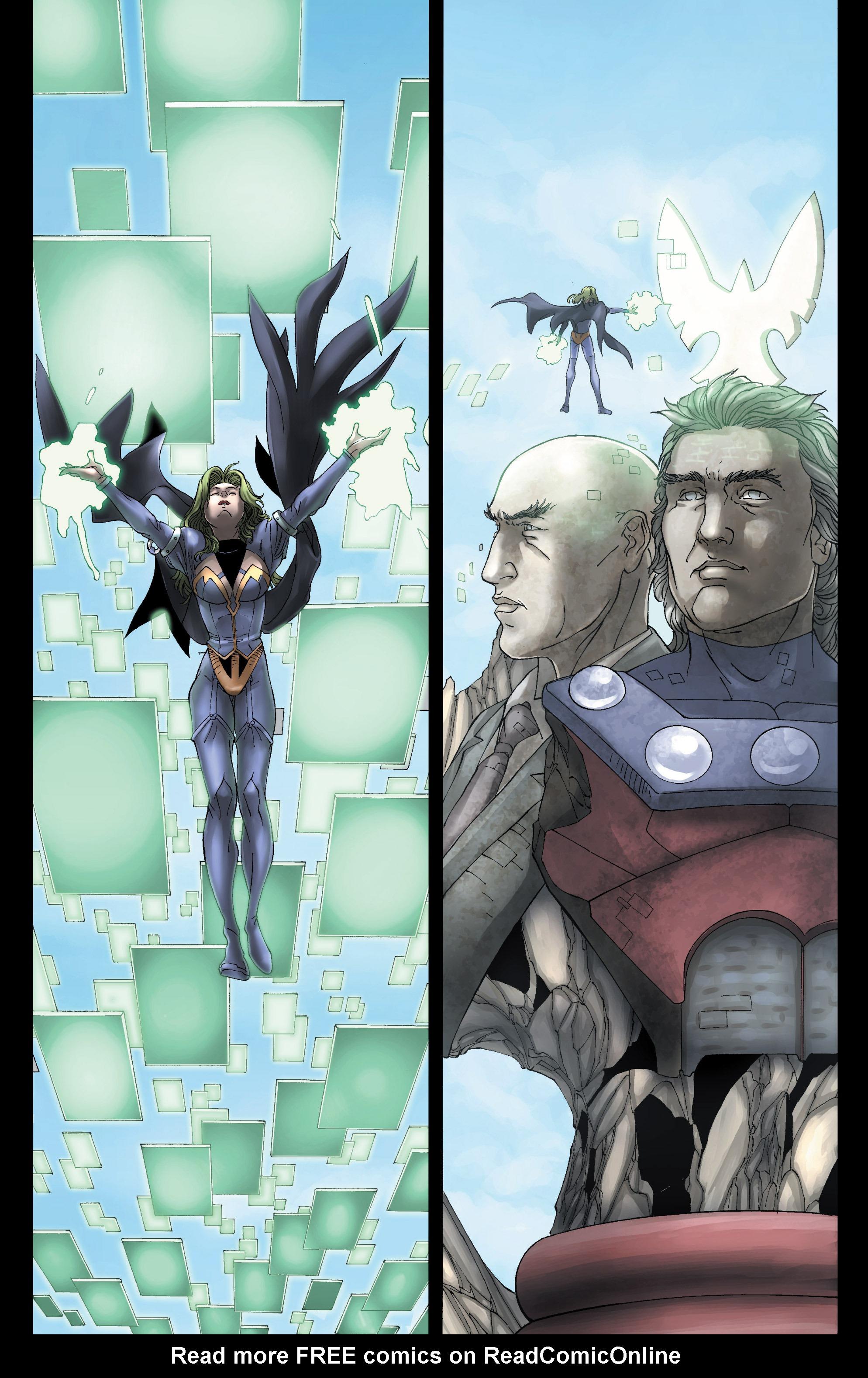 Read online Uncanny X-Men (1963) comic -  Issue #443 - 21
