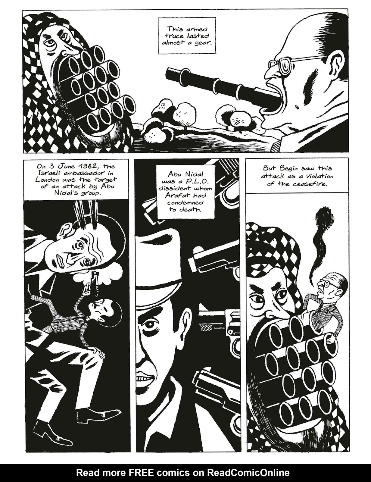 Best of Enemies: A History of US and Middle East Relations issue TPB_2 - Page 79