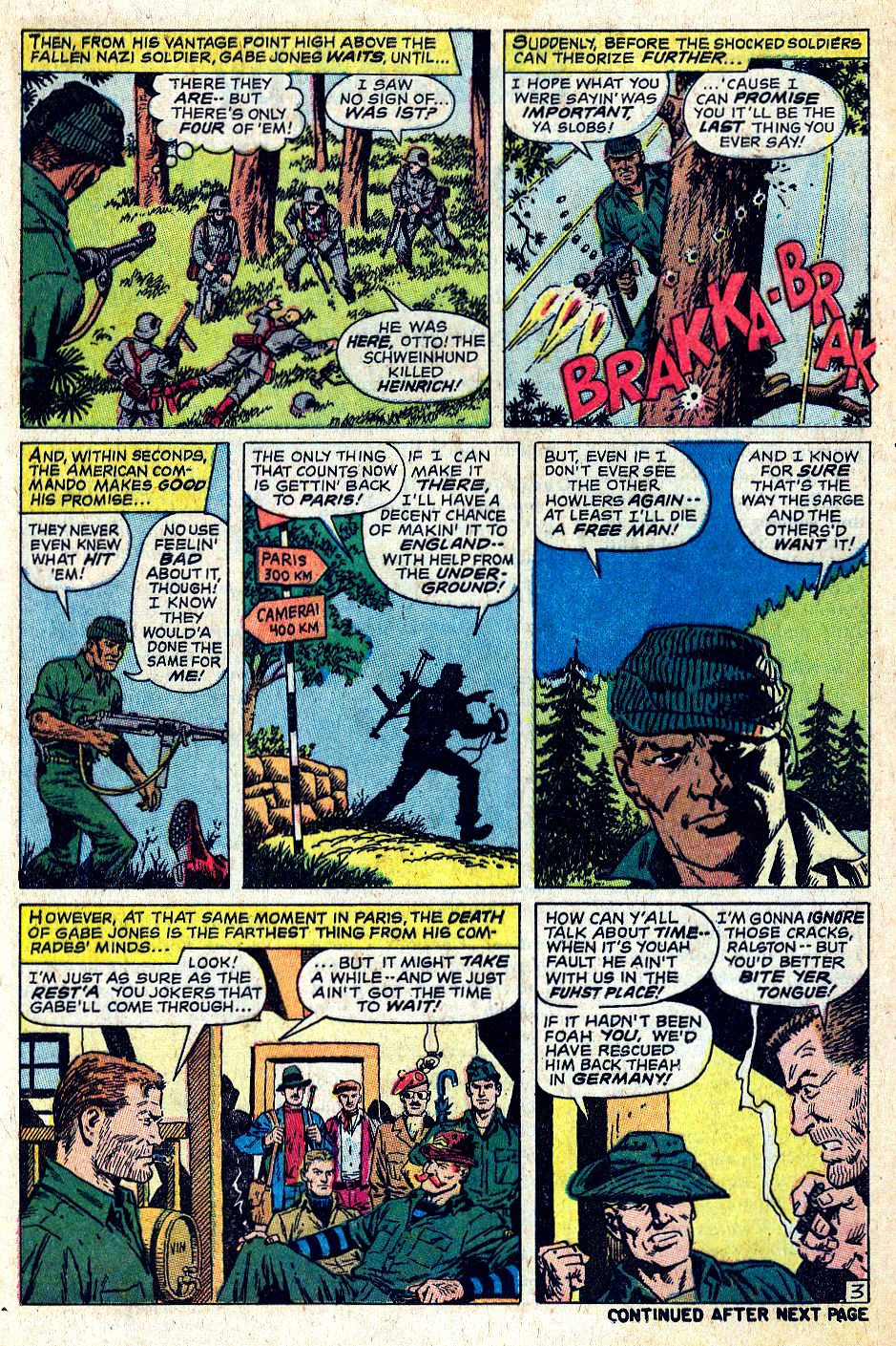 Read online Sgt. Fury comic -  Issue #56 - 5