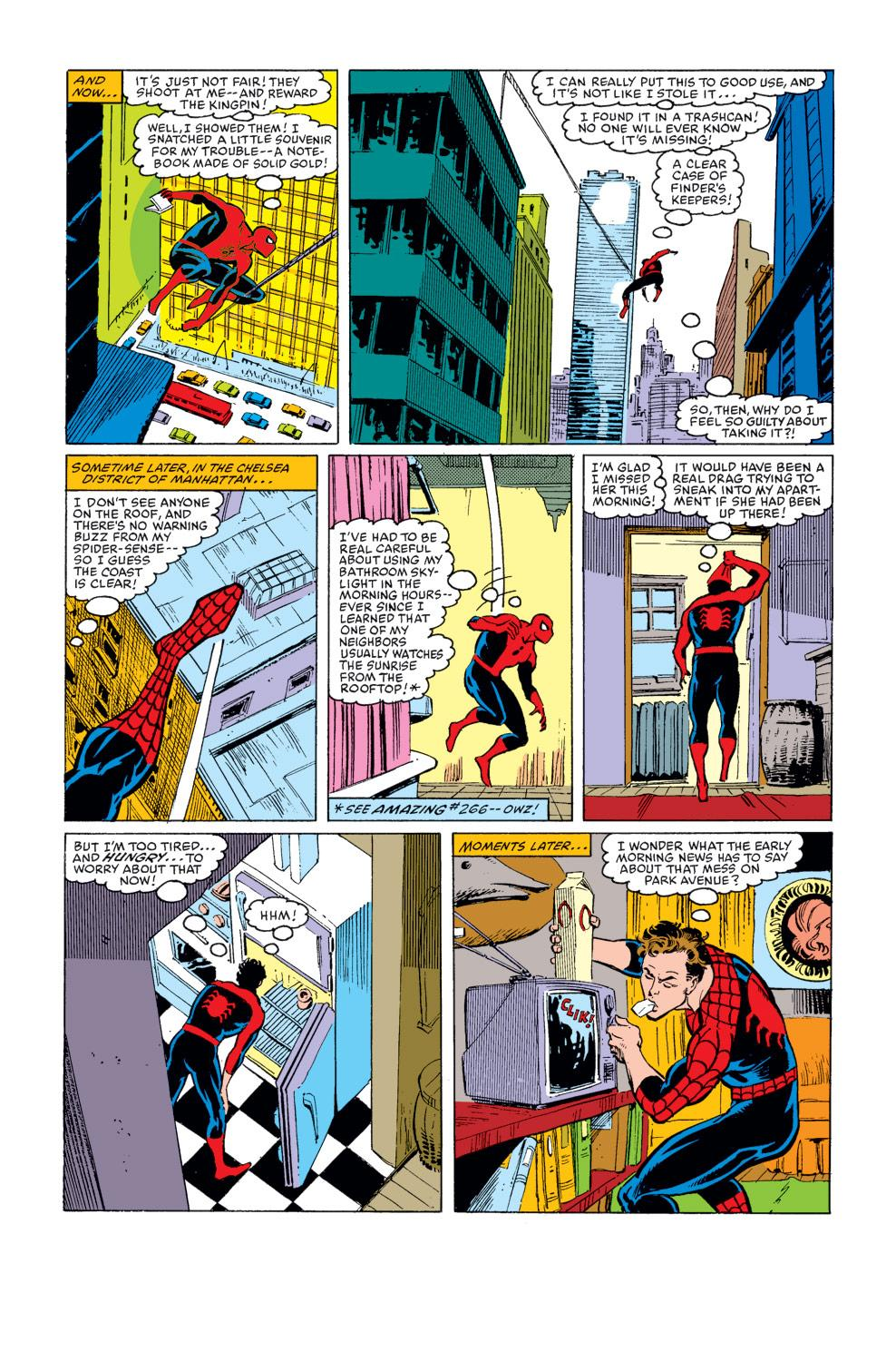 The Amazing Spider-Man (1963) 268 Page 3