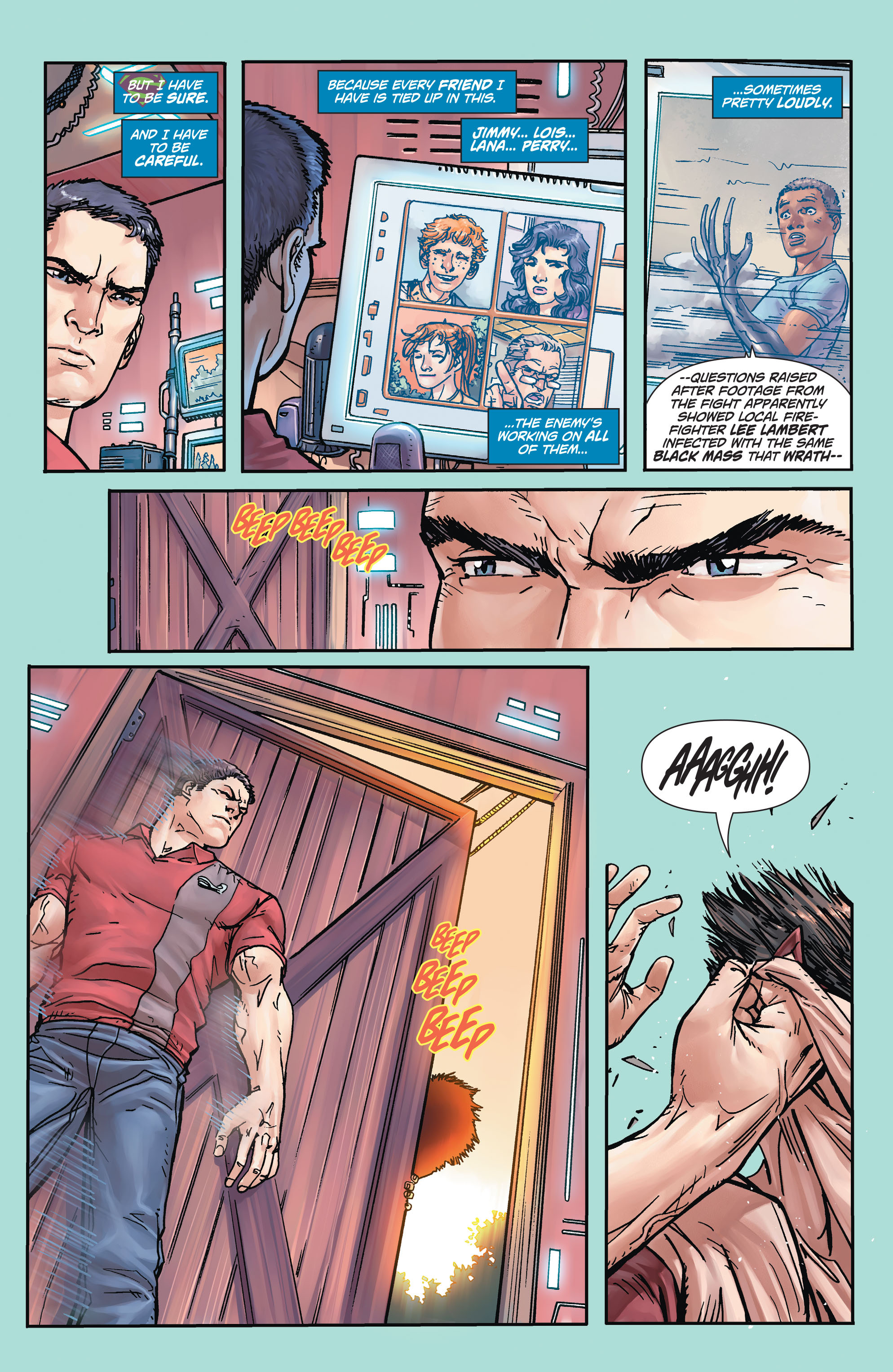 Read online Action Comics (2011) comic -  Issue #45 - 10