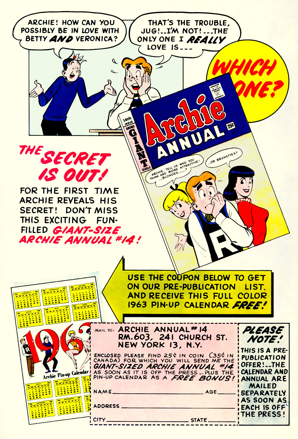 Archie's Madhouse issue 20 - Page 36
