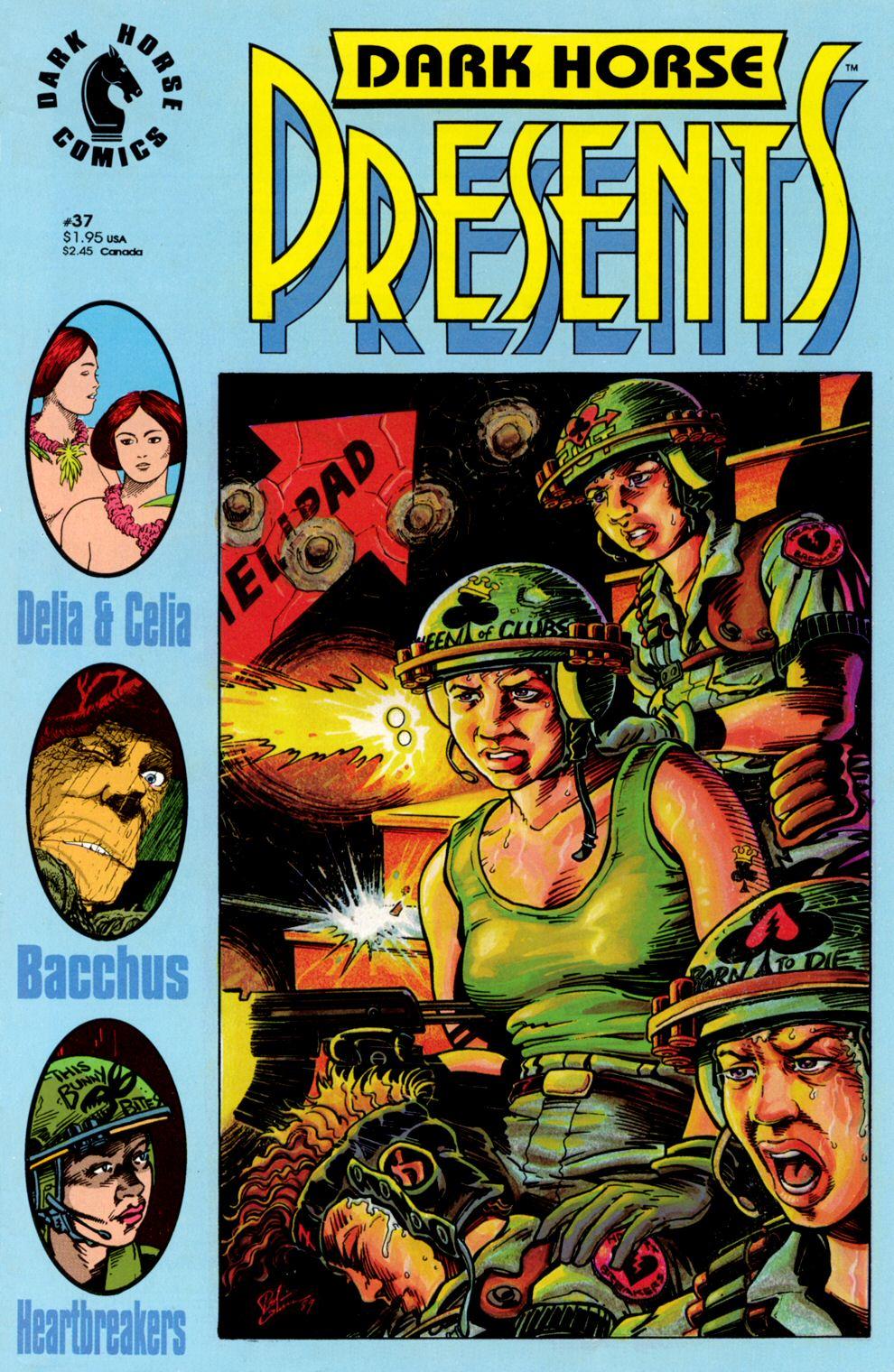 Dark Horse Presents (1986) Issue #37 #42 - English 1