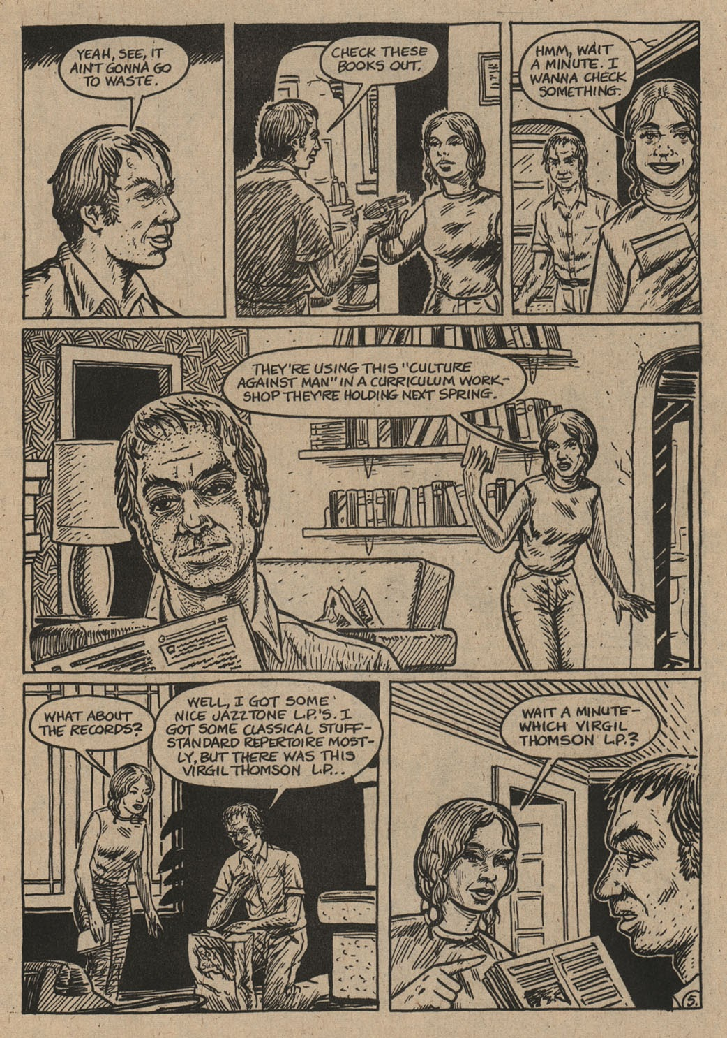 American Splendor (1976) issue 6 - Page 40