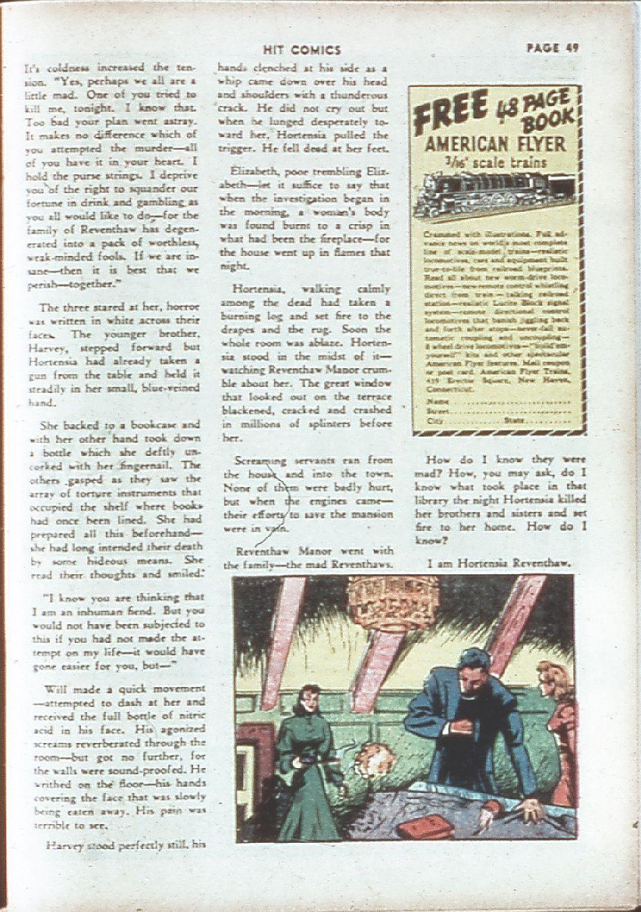 Read online Hit Comics comic -  Issue #7 - 51