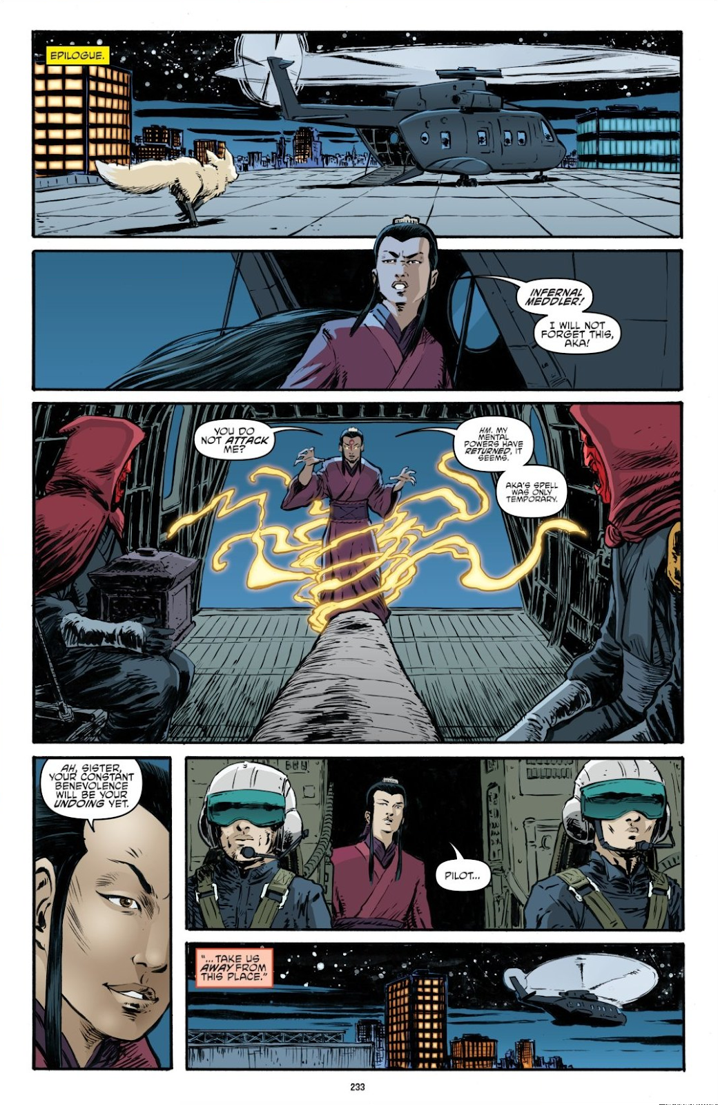 Read online Teenage Mutant Ninja Turtles: The IDW Collection comic -  Issue # TPB 7 (Part 3) - 25