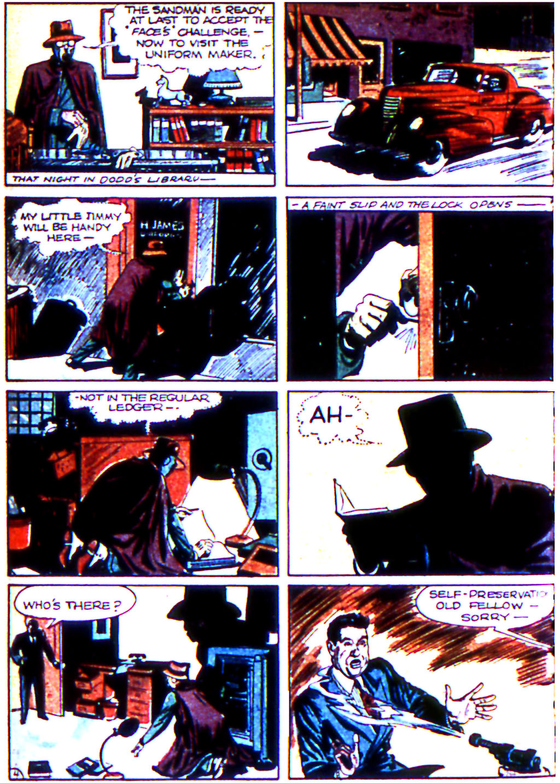 Read online Adventure Comics (1938) comic -  Issue #44 - 6