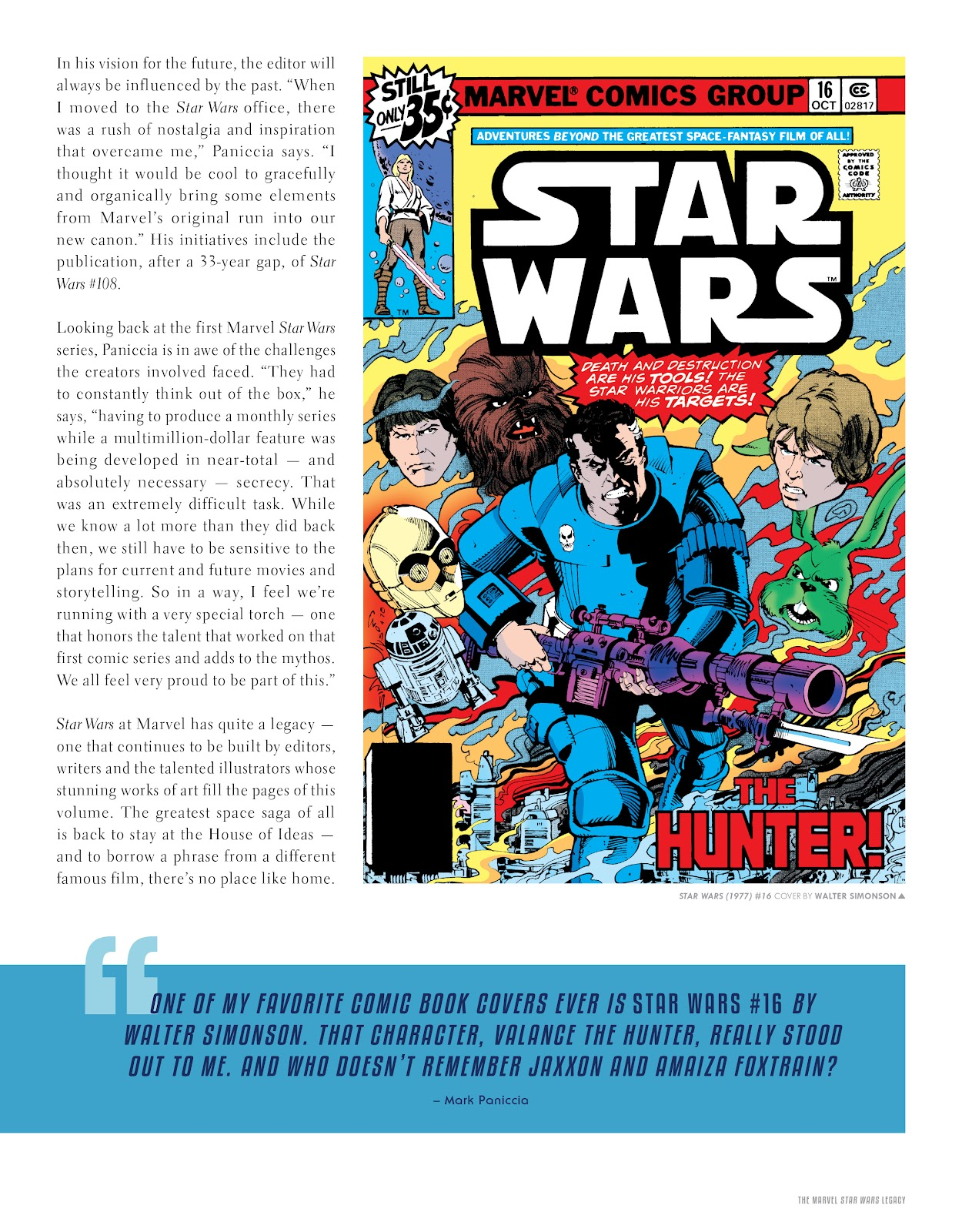 Read online The Marvel Art of Star Wars comic -  Issue # TPB (Part 1) - 10