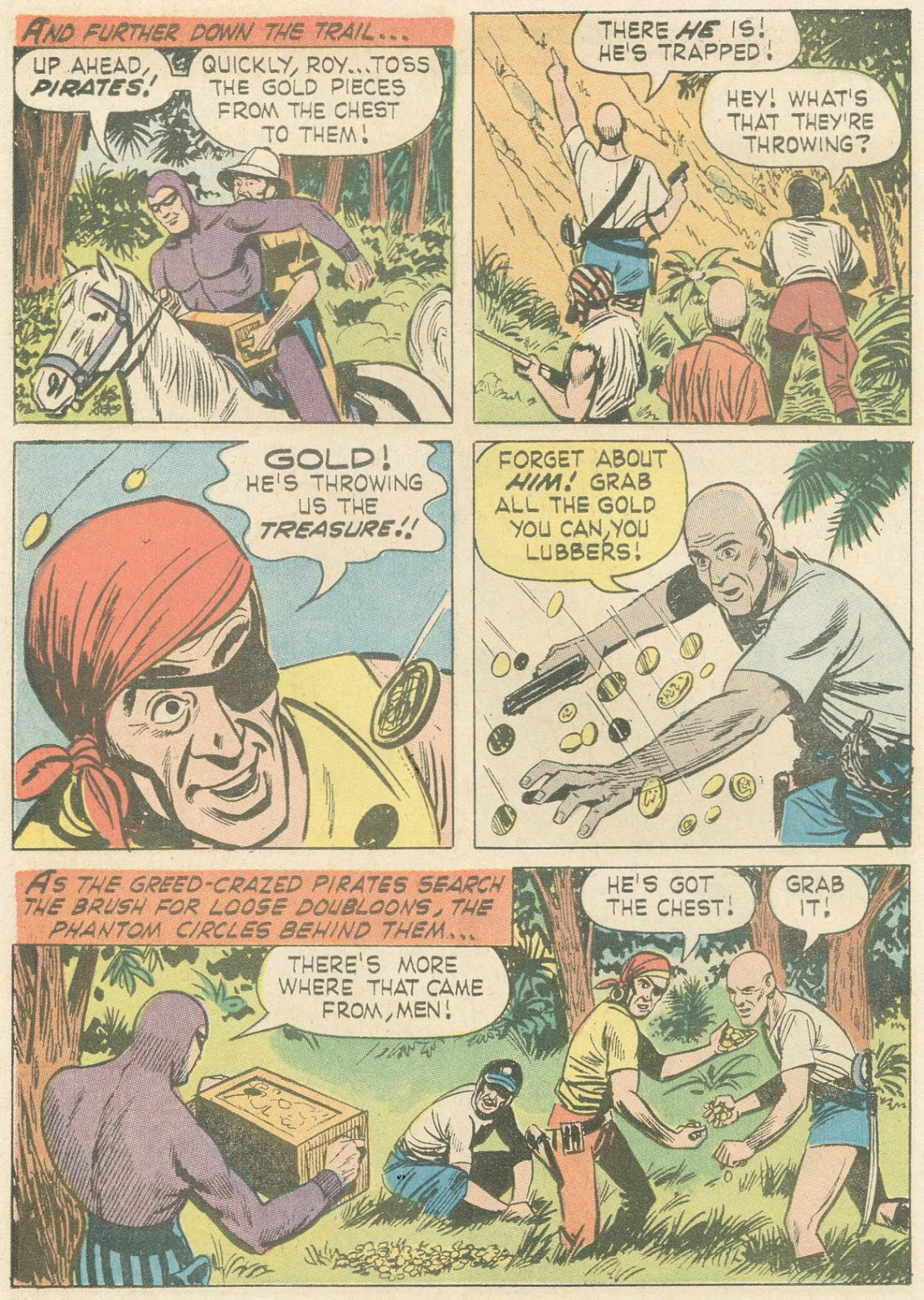 The Phantom (1966) issue 21 - Page 13