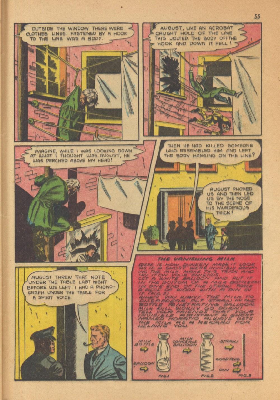 Read online Super-Magician Comics comic -  Issue #13 - 55