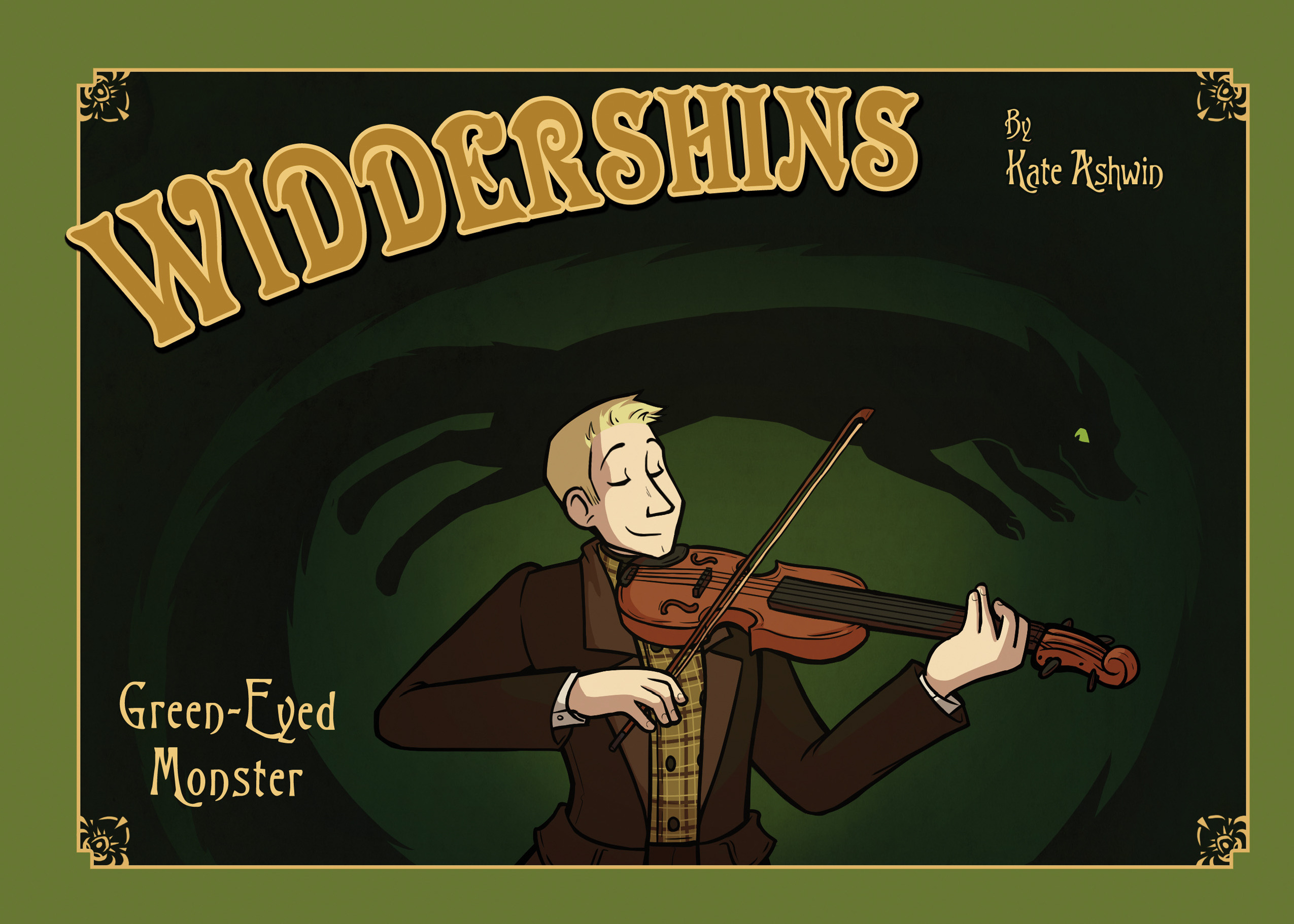 Widdershins issue 5 - Page 1