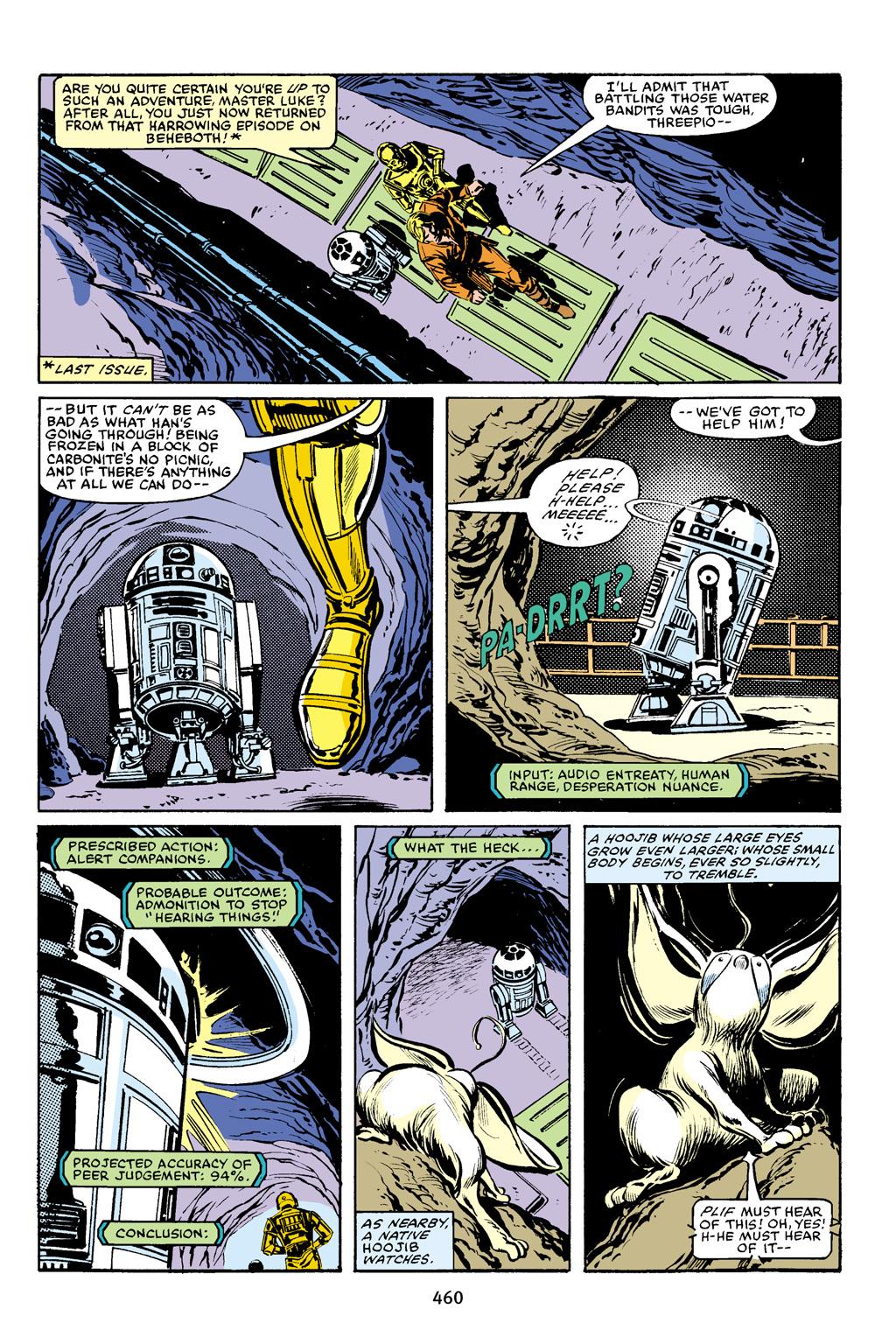 Read online Star Wars Omnibus comic -  Issue # Vol. 16 - 451
