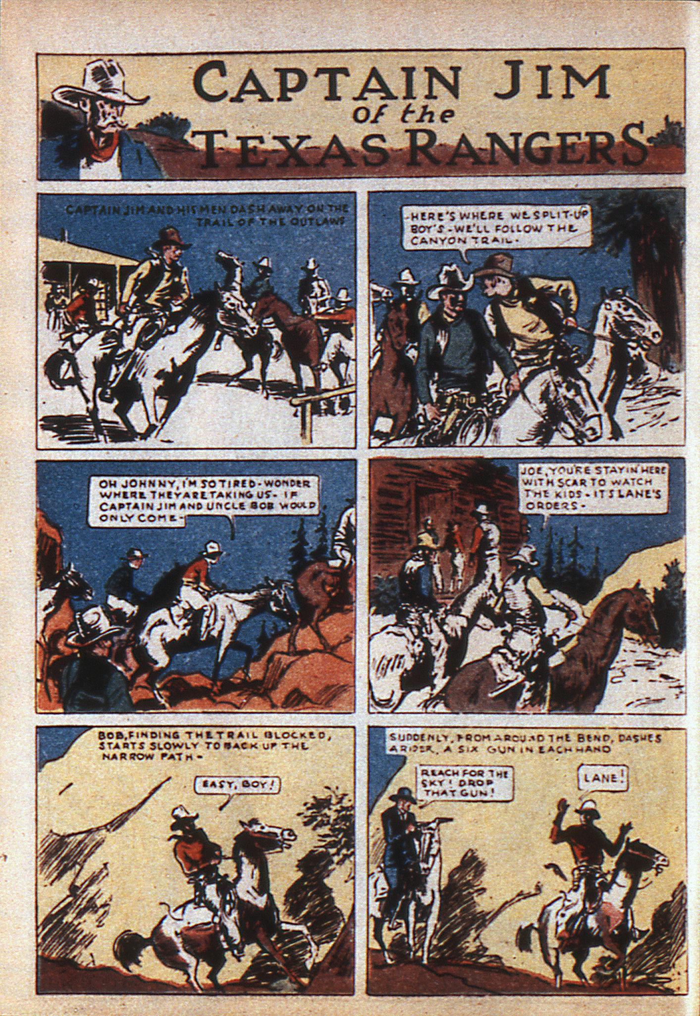 Read online Adventure Comics (1938) comic -  Issue #6 - 5