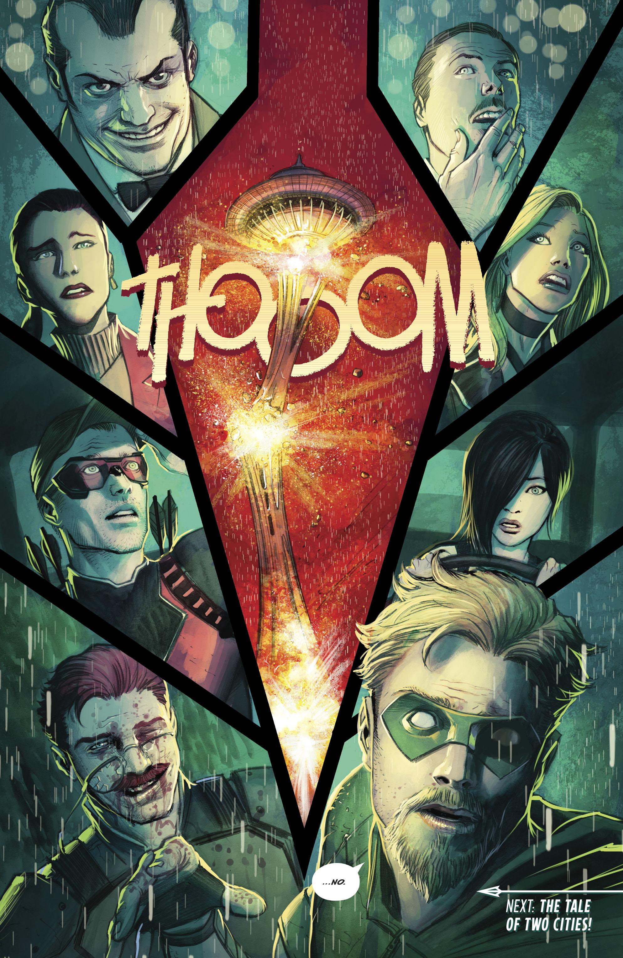 Read online Green Arrow (2016) comic -  Issue #23 - 20