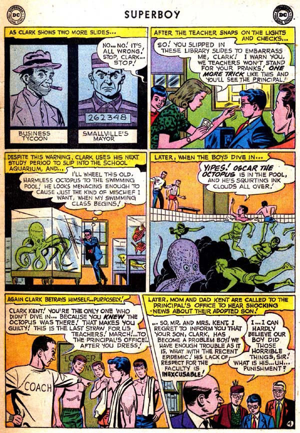 Superboy (1949) issue 71 - Page 14
