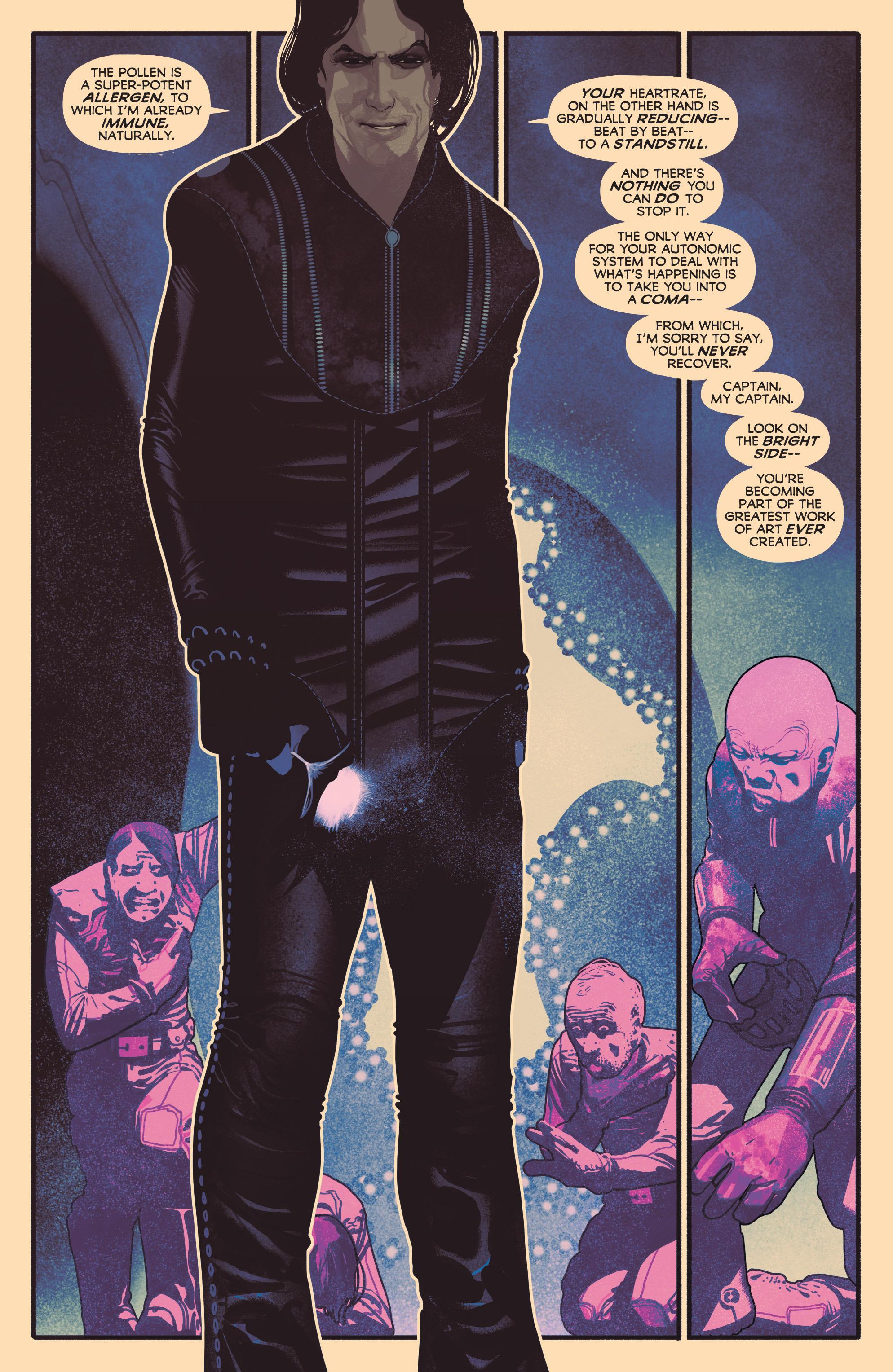 Read online Annihilator comic -  Issue #1 - 17