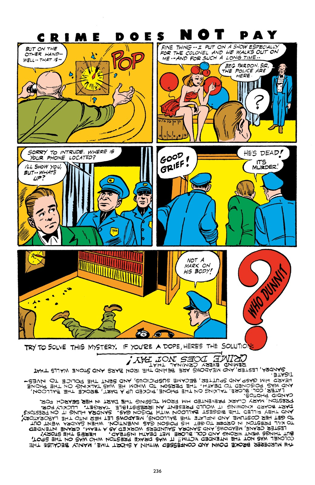 Read online Crime Does Not Pay Archives comic -  Issue # TPB 3 (Part 3) - 36