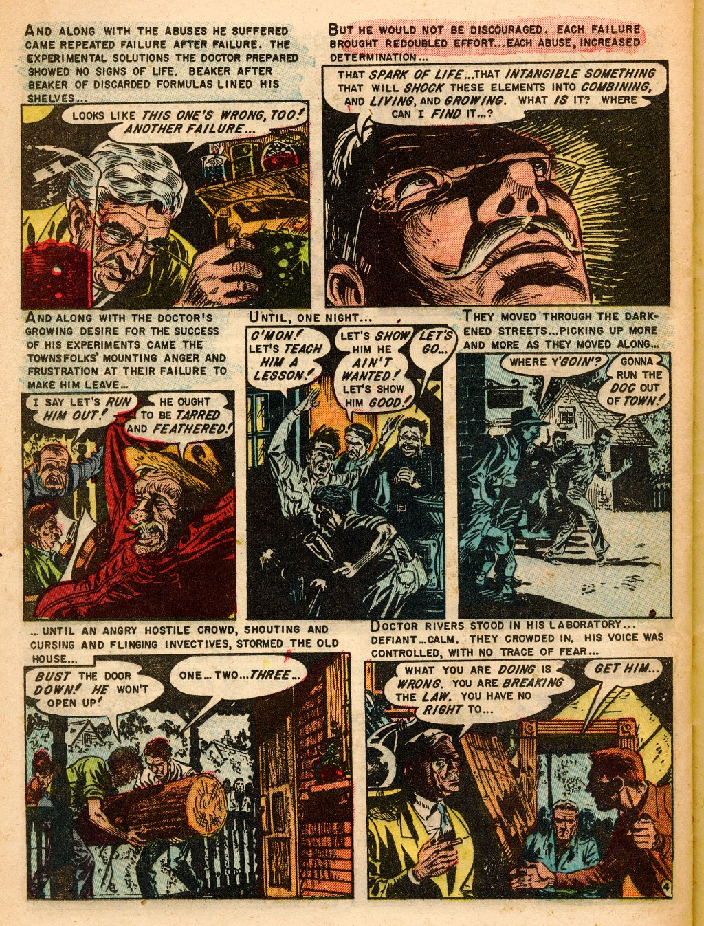 Read online Shock SuspenStories comic -  Issue #9 - 24