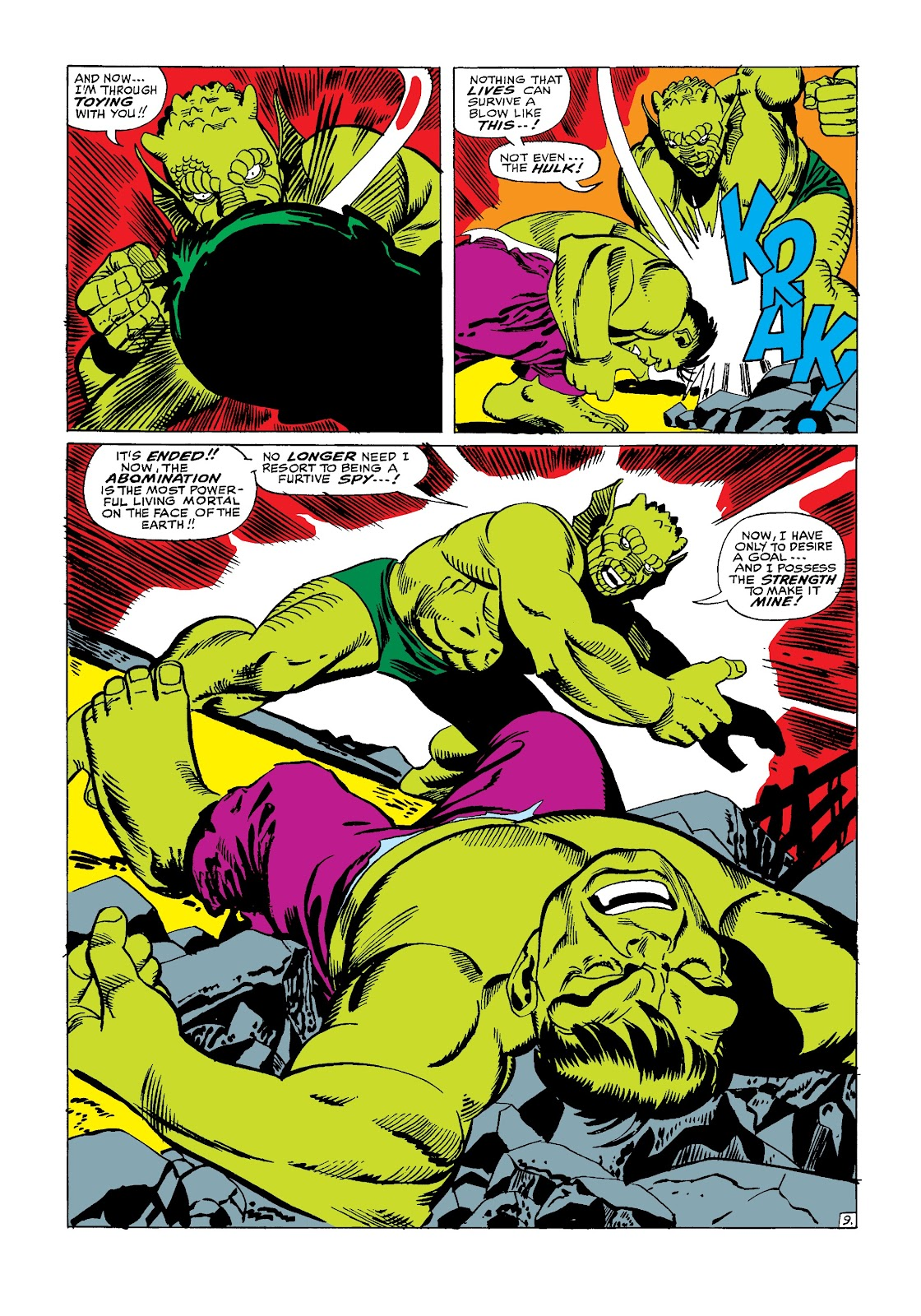 Read online Marvel Masterworks: The Incredible Hulk comic -  Issue # TPB 3 (Part 2) - 26