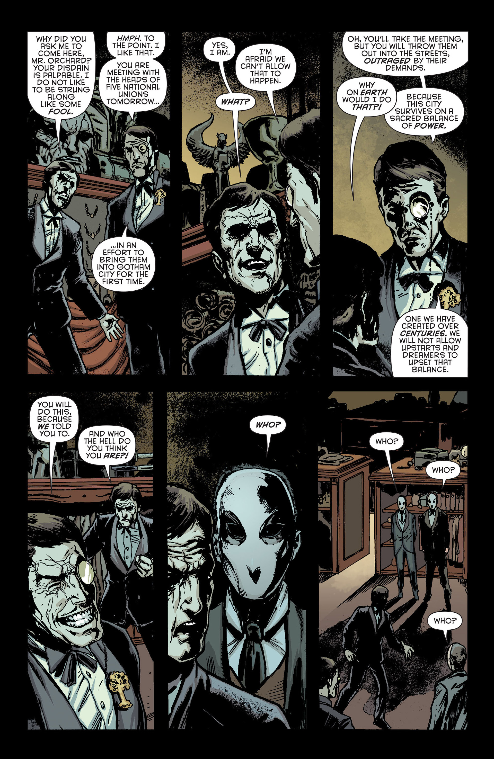 Read online Batman and Robin (2011) comic -  Issue #23.2 - 8