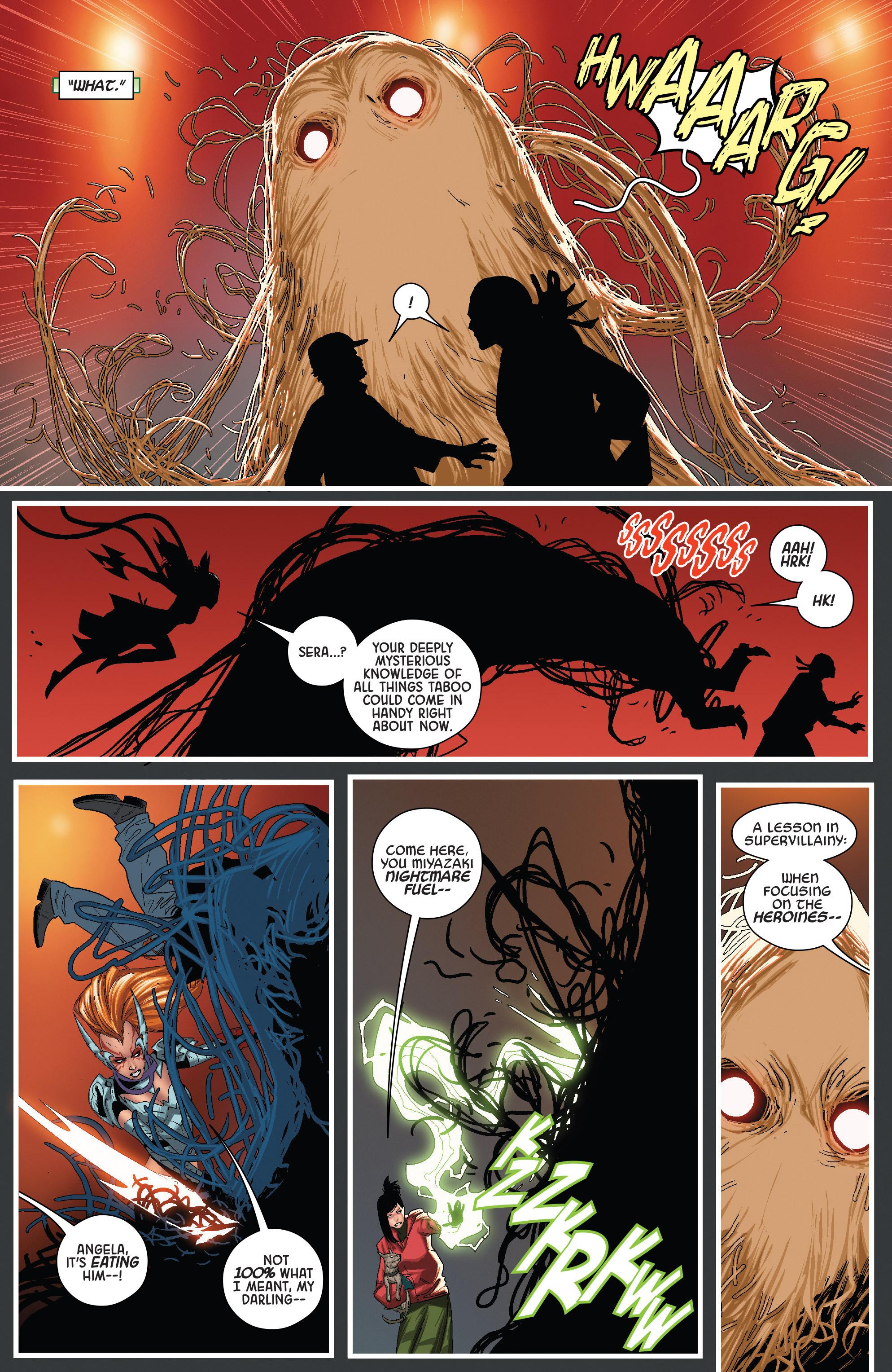Read online Angela: Queen Of Hel comic -  Issue #6 - 9
