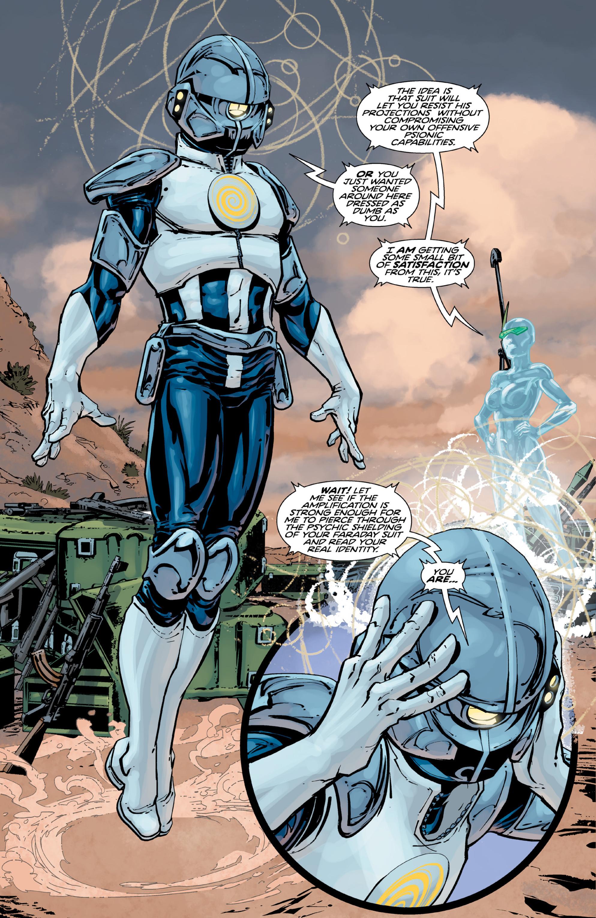 Read online Brain Boy:  The Men from G.E.S.T.A.L.T. comic -  Issue # TPB - 43