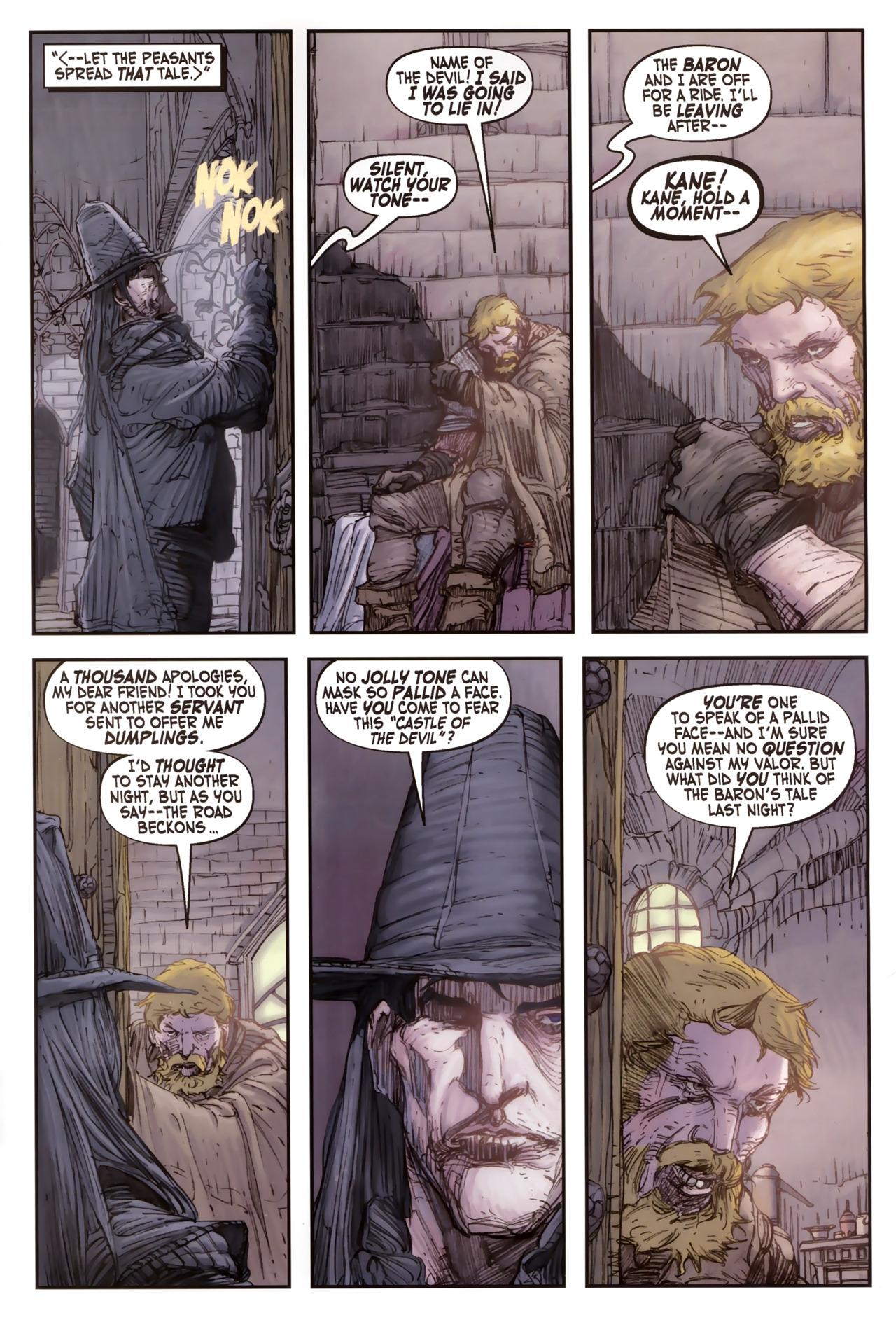 Read online Solomon Kane comic -  Issue #2 - 15