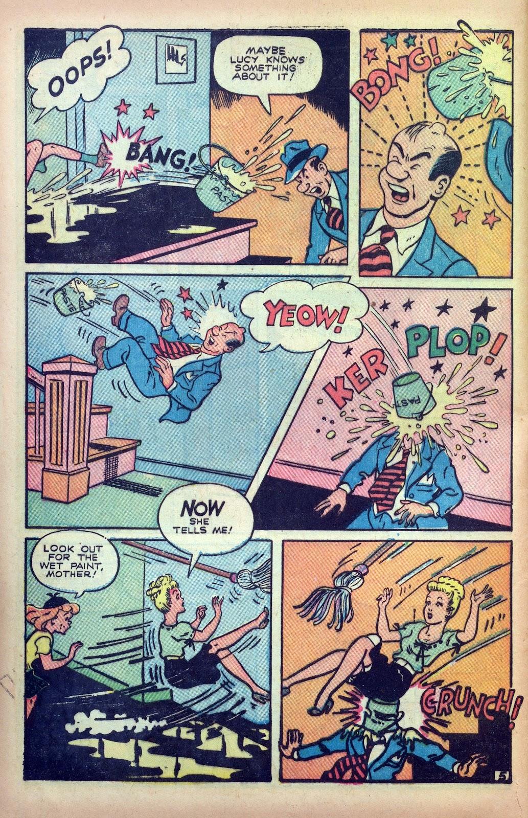 Read online Joker Comics comic -  Issue #27 - 44
