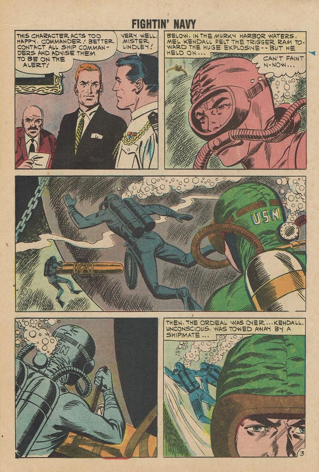 Read online Fightin' Navy comic -  Issue #98 - 16