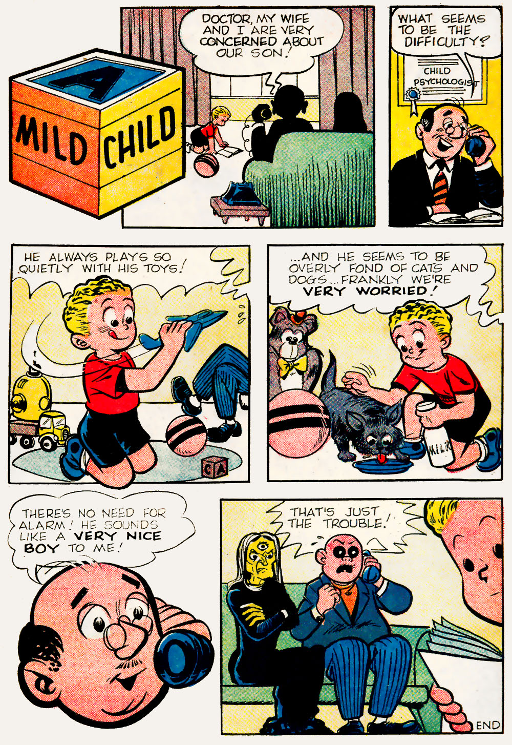 Archie's Madhouse issue 20 - Page 11