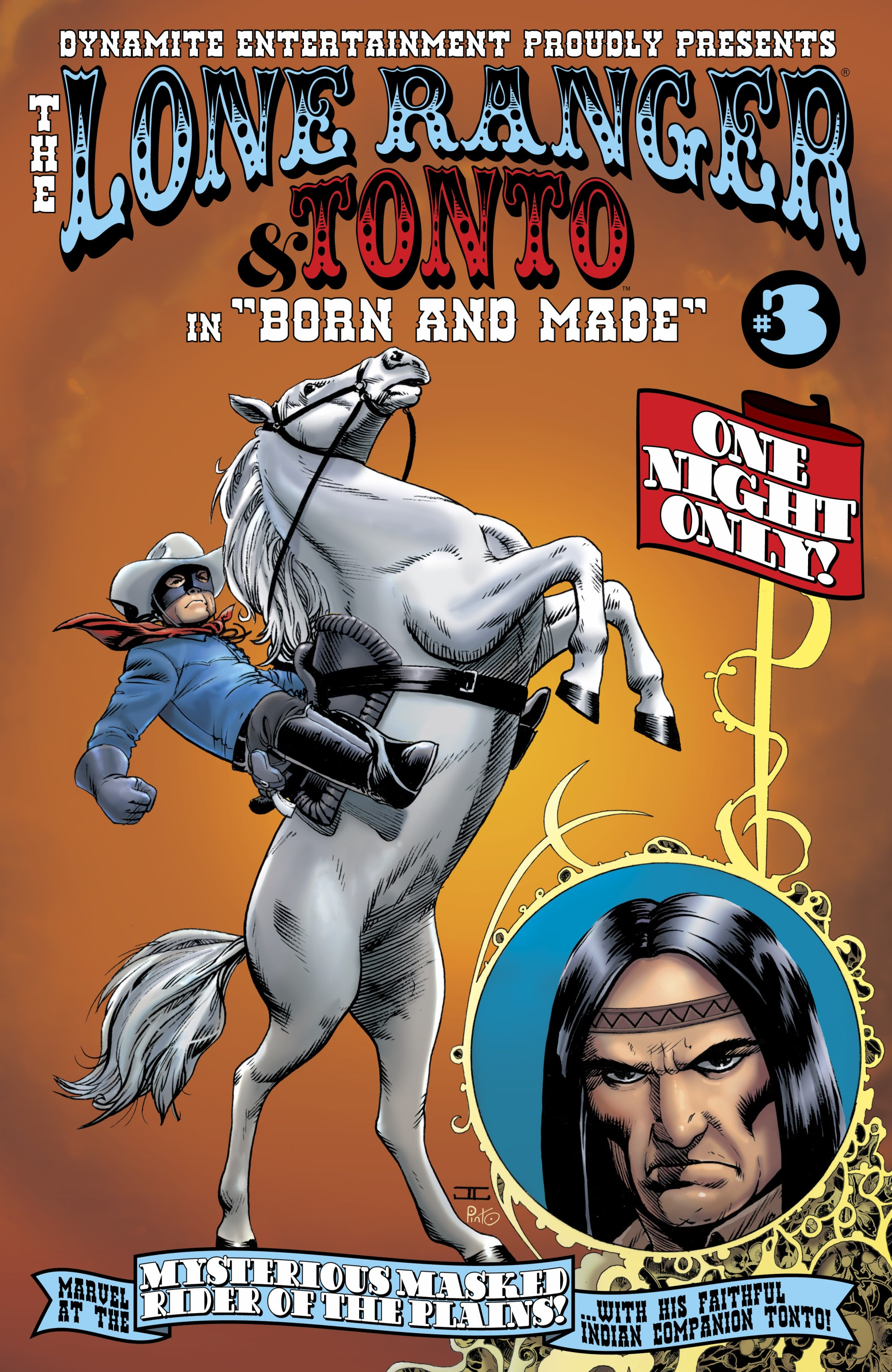 The Lone Ranger & Tonto issue 3 - Page 1