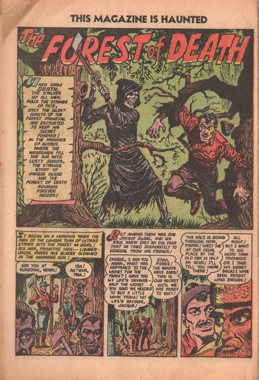 Read online This Magazine Is Haunted comic -  Issue #15 - 30